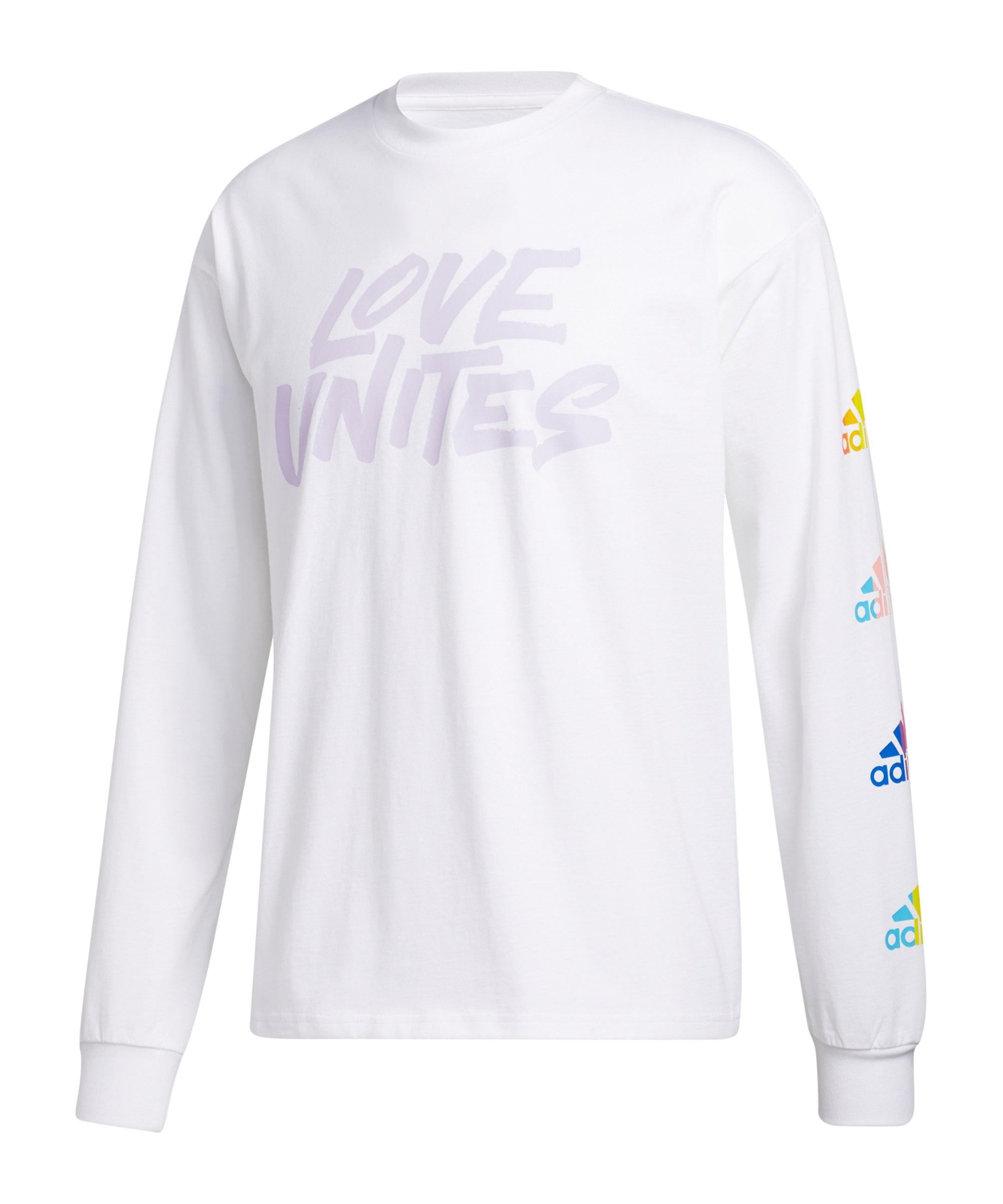 adidas Pride Unites Sweatshirt Weiss - weiss