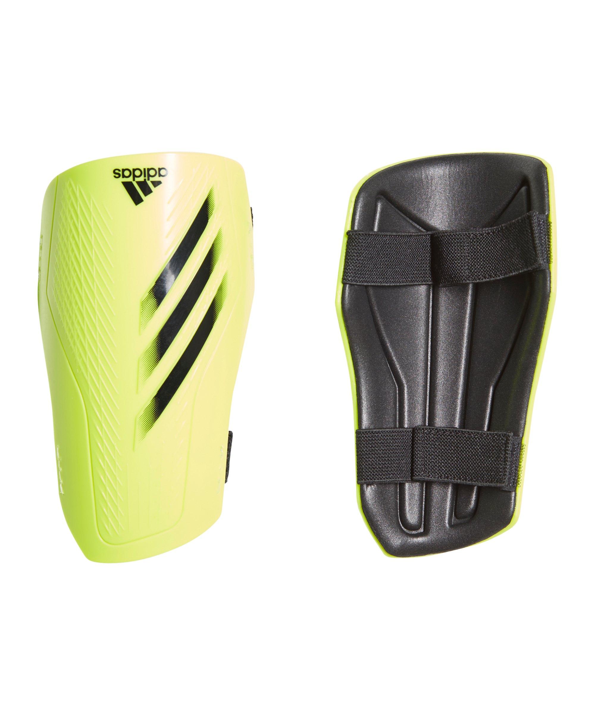 adidas X TRN Schienbeinschoner Gelb - gelb