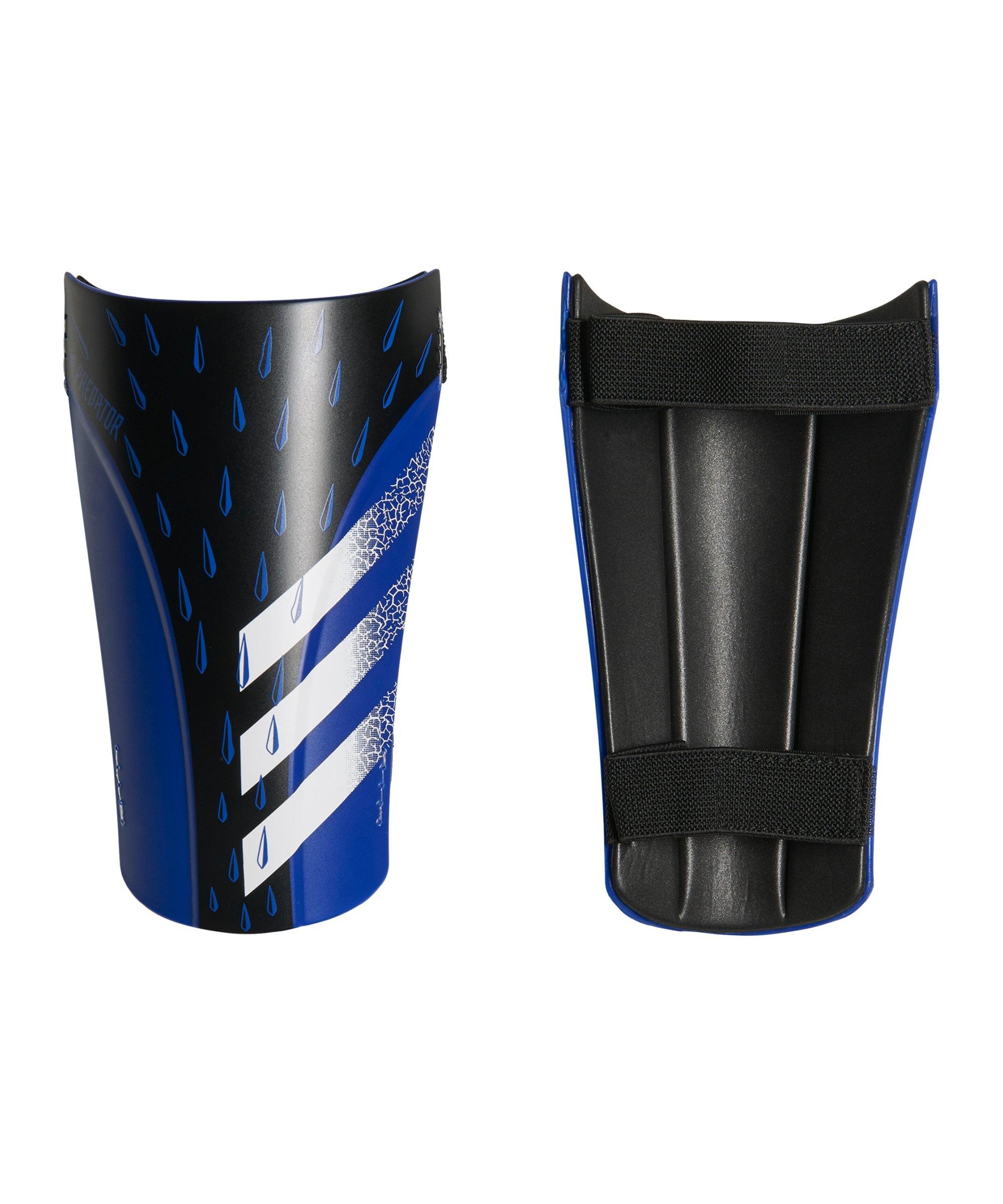 adidas Predator TRN Superlativ Schienbeinschoner Blau - blau