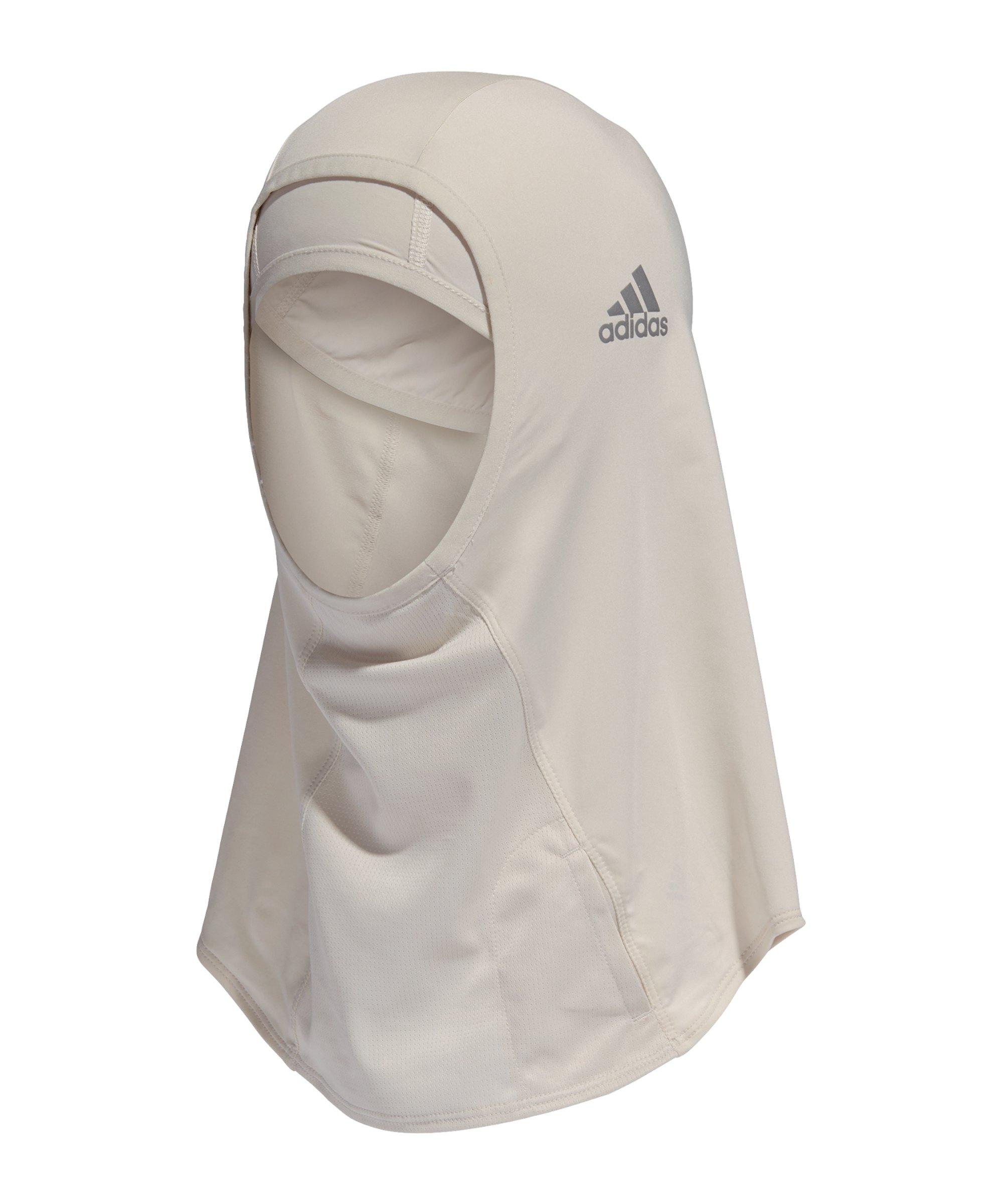 adidas Hijab II Kopftuch Running Damen Weiss - weiss