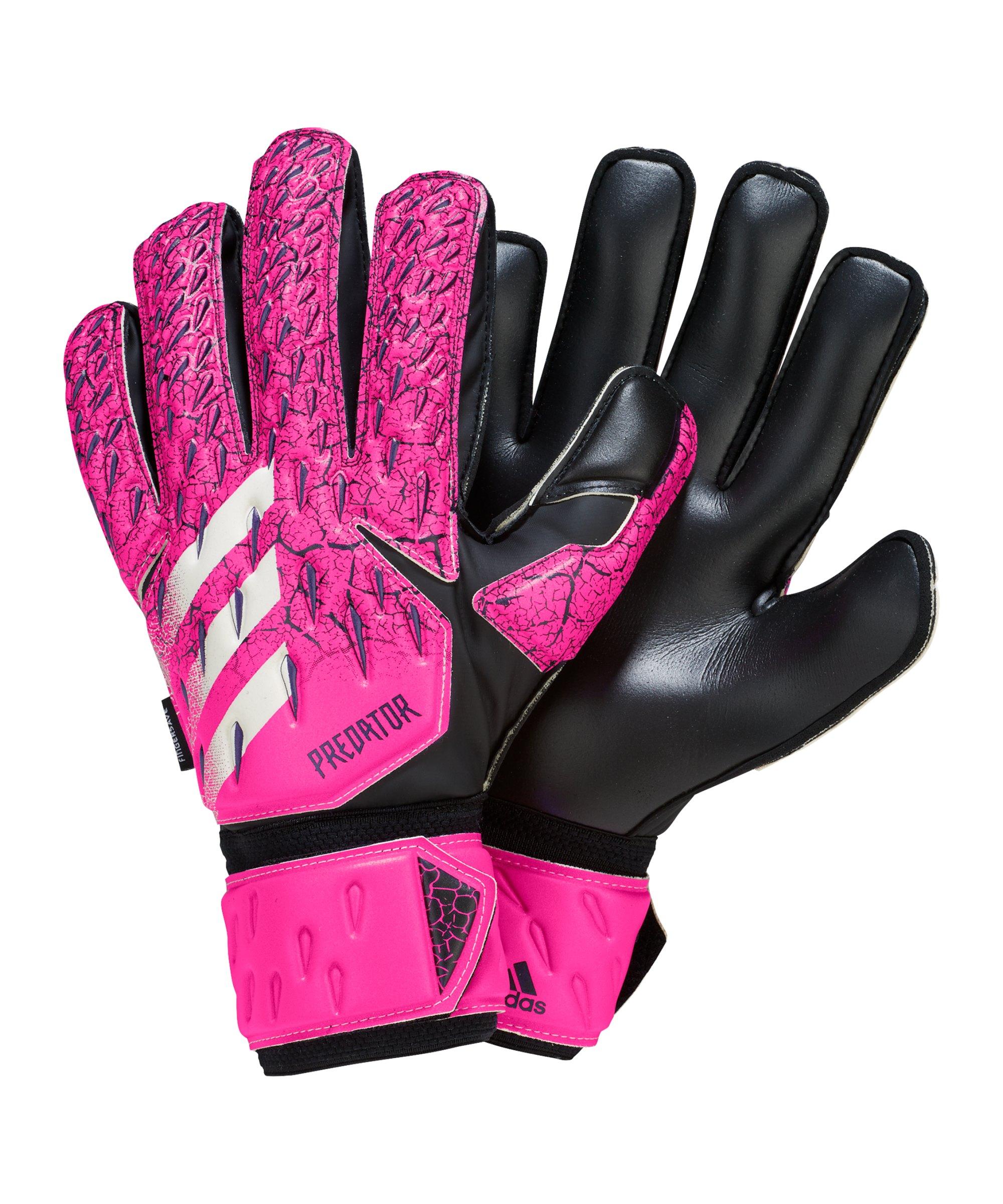 adidas Predator MTC Torwarthandschuh Pink Lila - pink