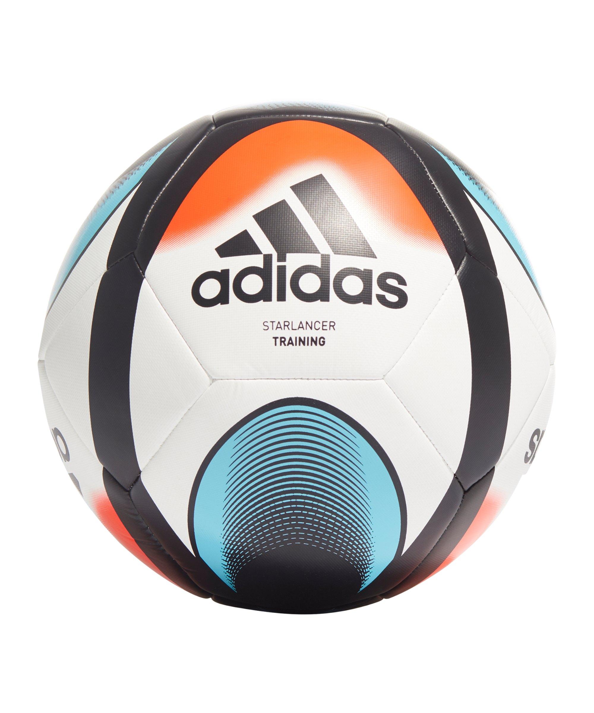 adidas Starlancer Training Fussball Weiss - weiss