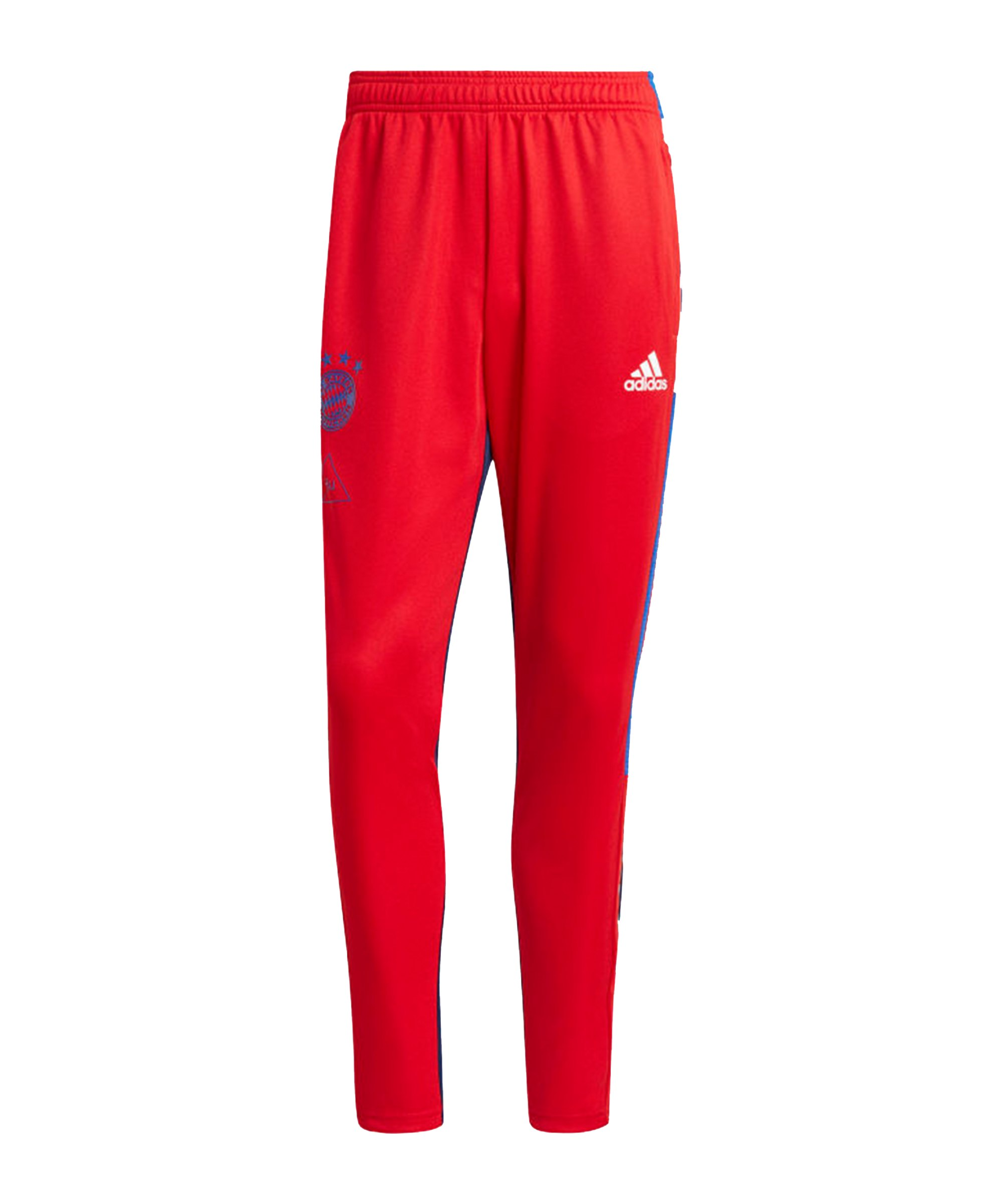 adidas FC Bayern München Human Race Trainingshose Rot - rot