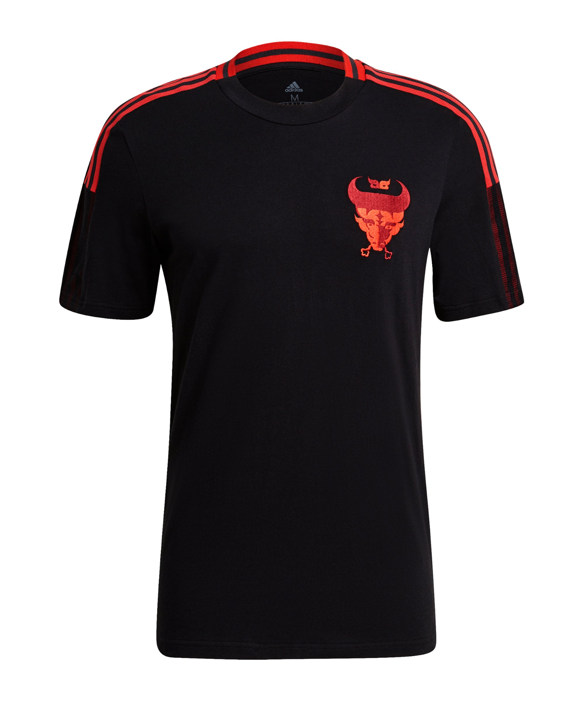 adidas FC Bayern München CNY T-Shirt Schwarz - schwarz