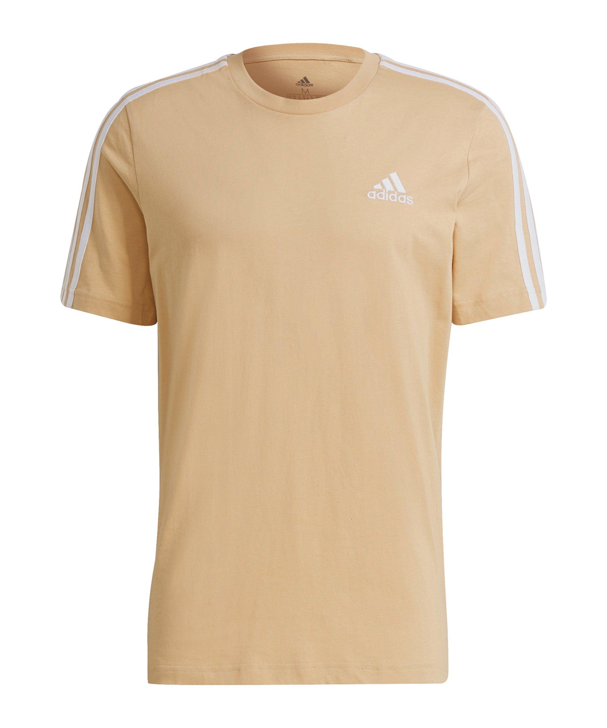 adidas Essentials T-Shirt Beige - beige