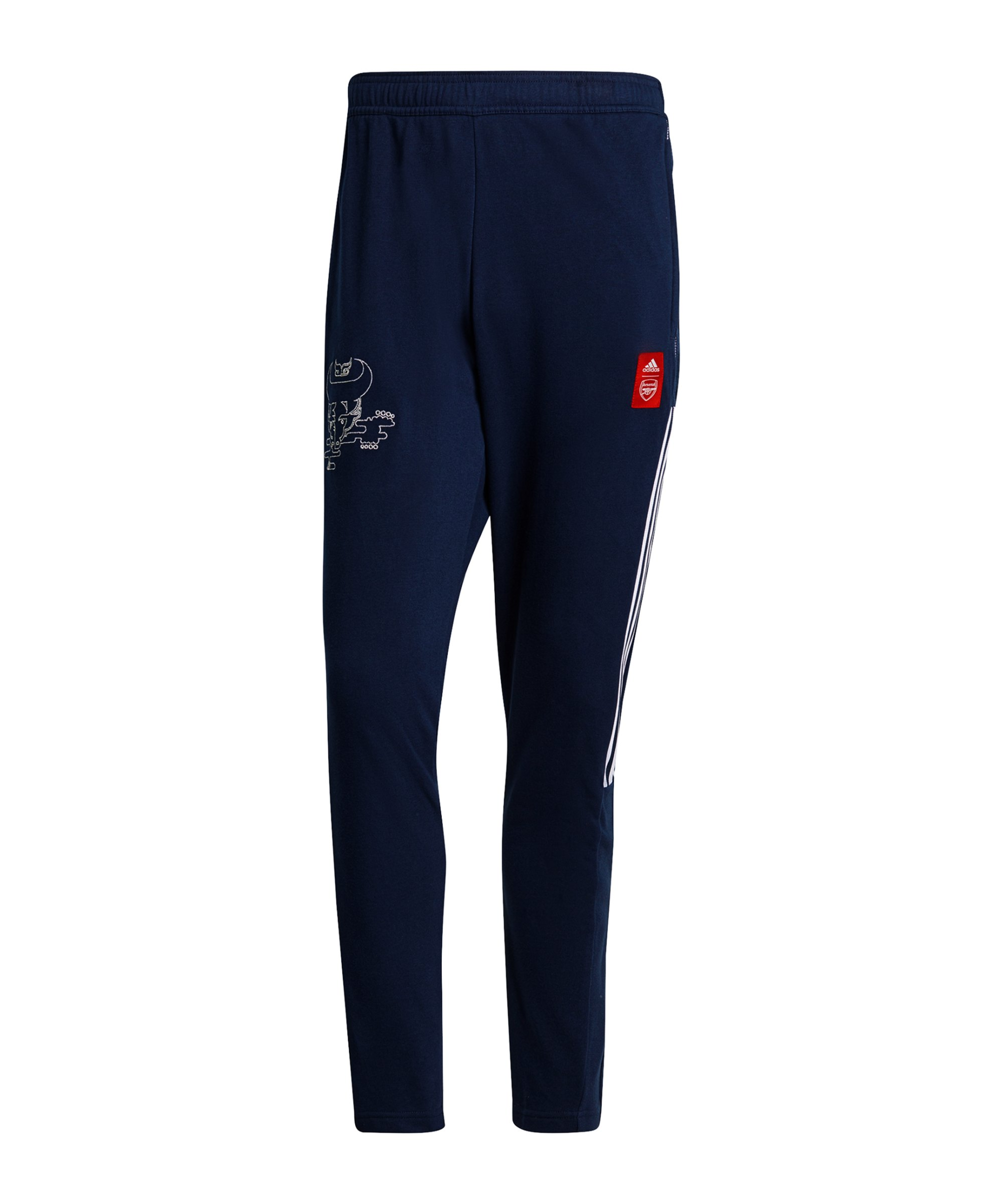 adidas FC Arsenal London CNY Jogginghose Blau - blau