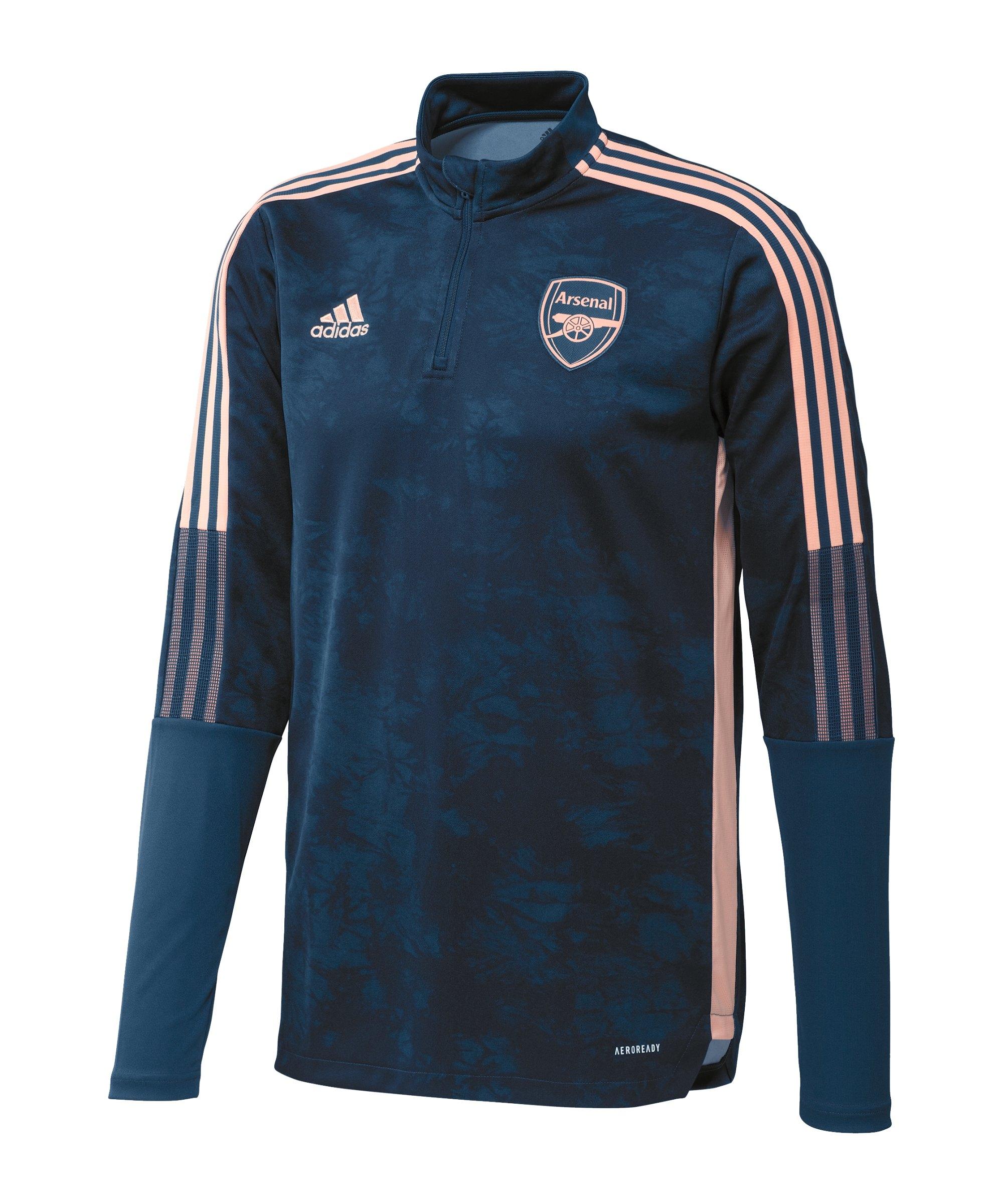 adidas FC Arsenal London UCL Trainingstop Schwarz - schwarz