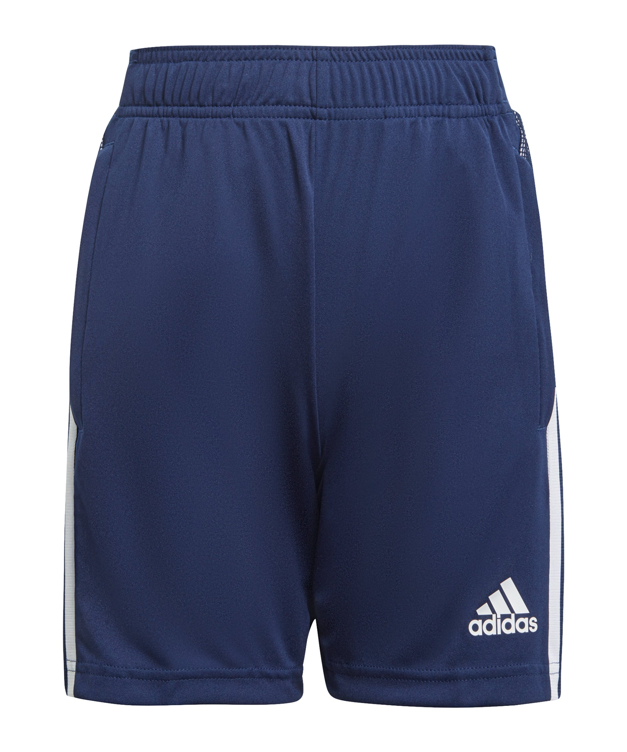 adidas Tiro 21 Shorts Kids Blau - blau