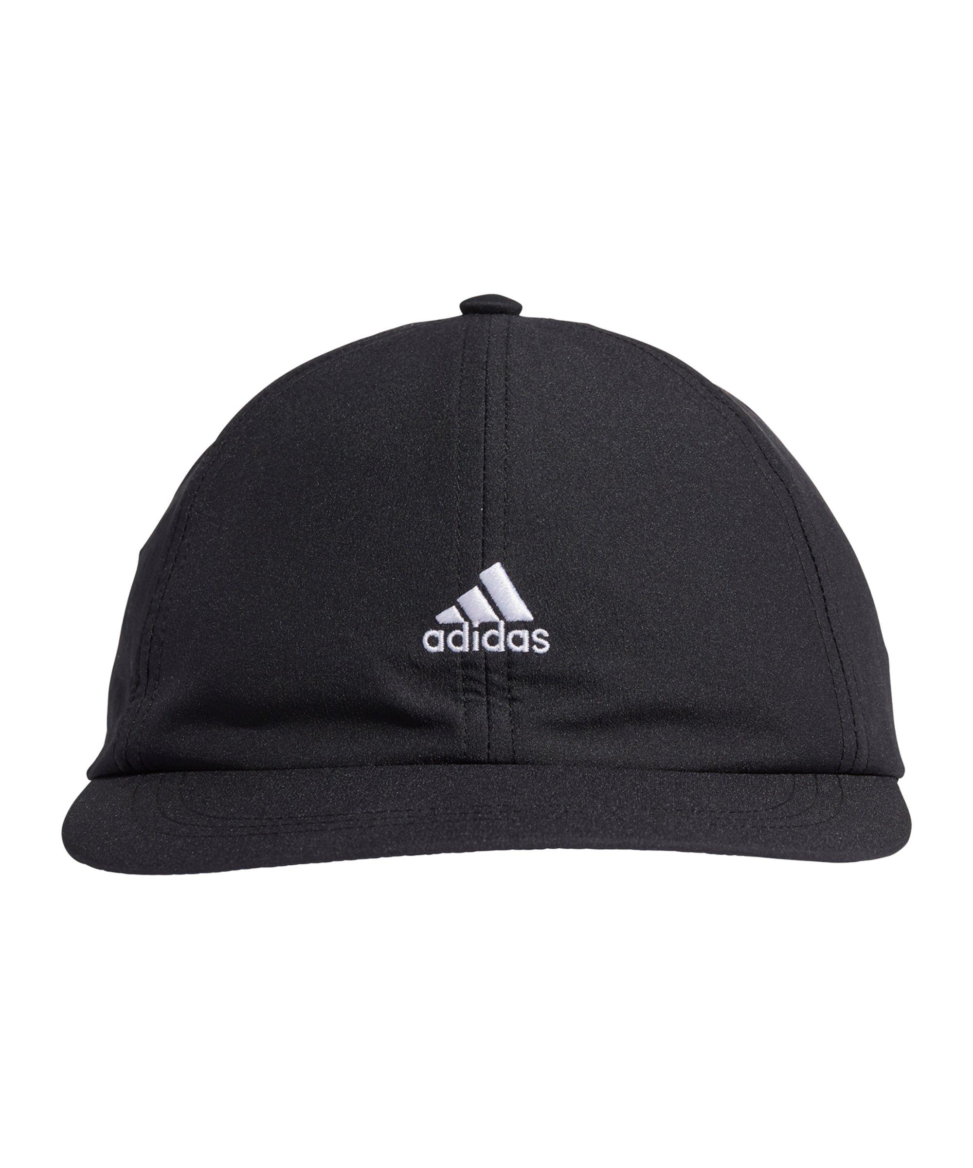 adidas Cap Running Schwarz - schwarz