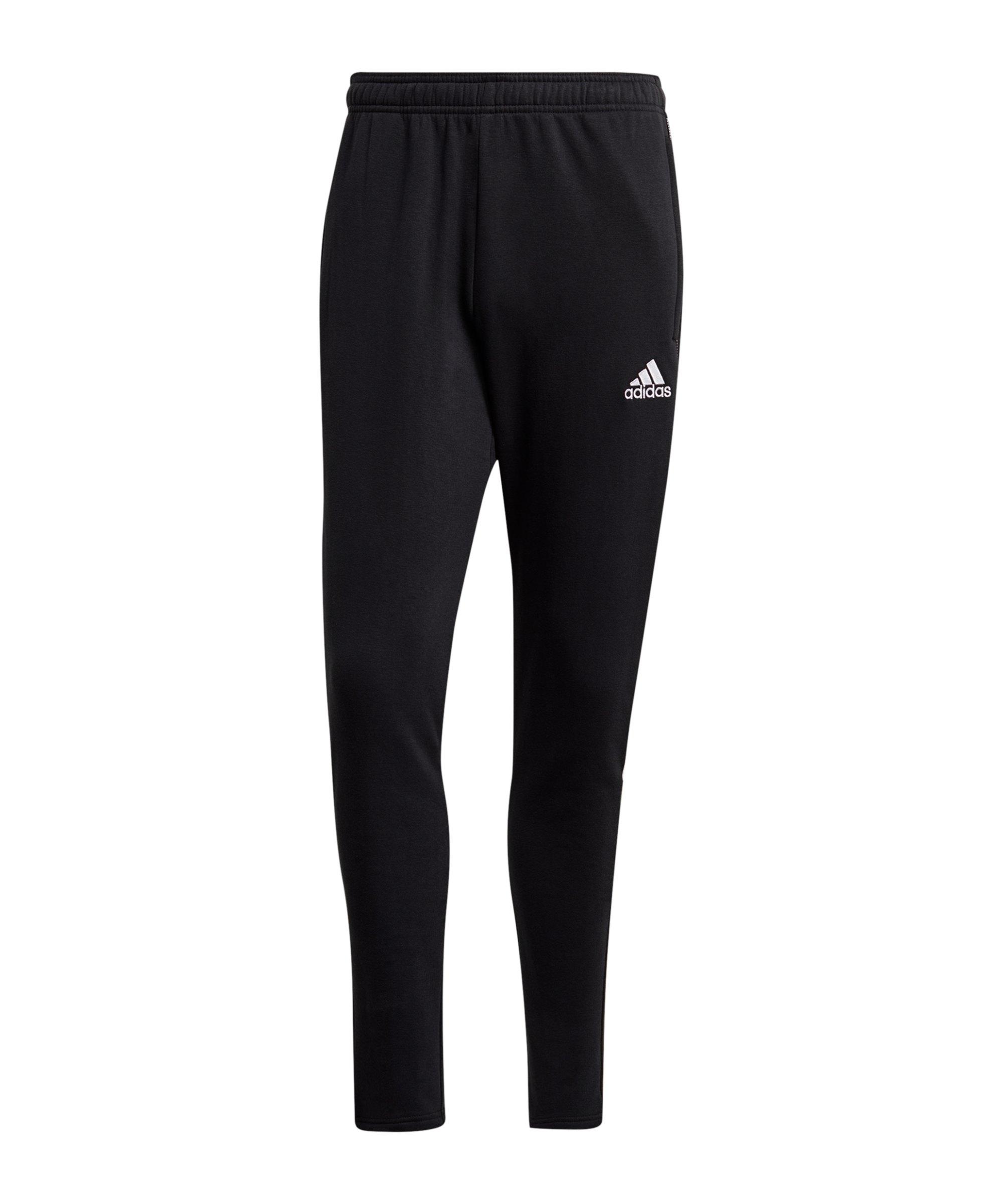 adidas Tiro 21 Sweat Trainingshose Schwarz - schwarz
