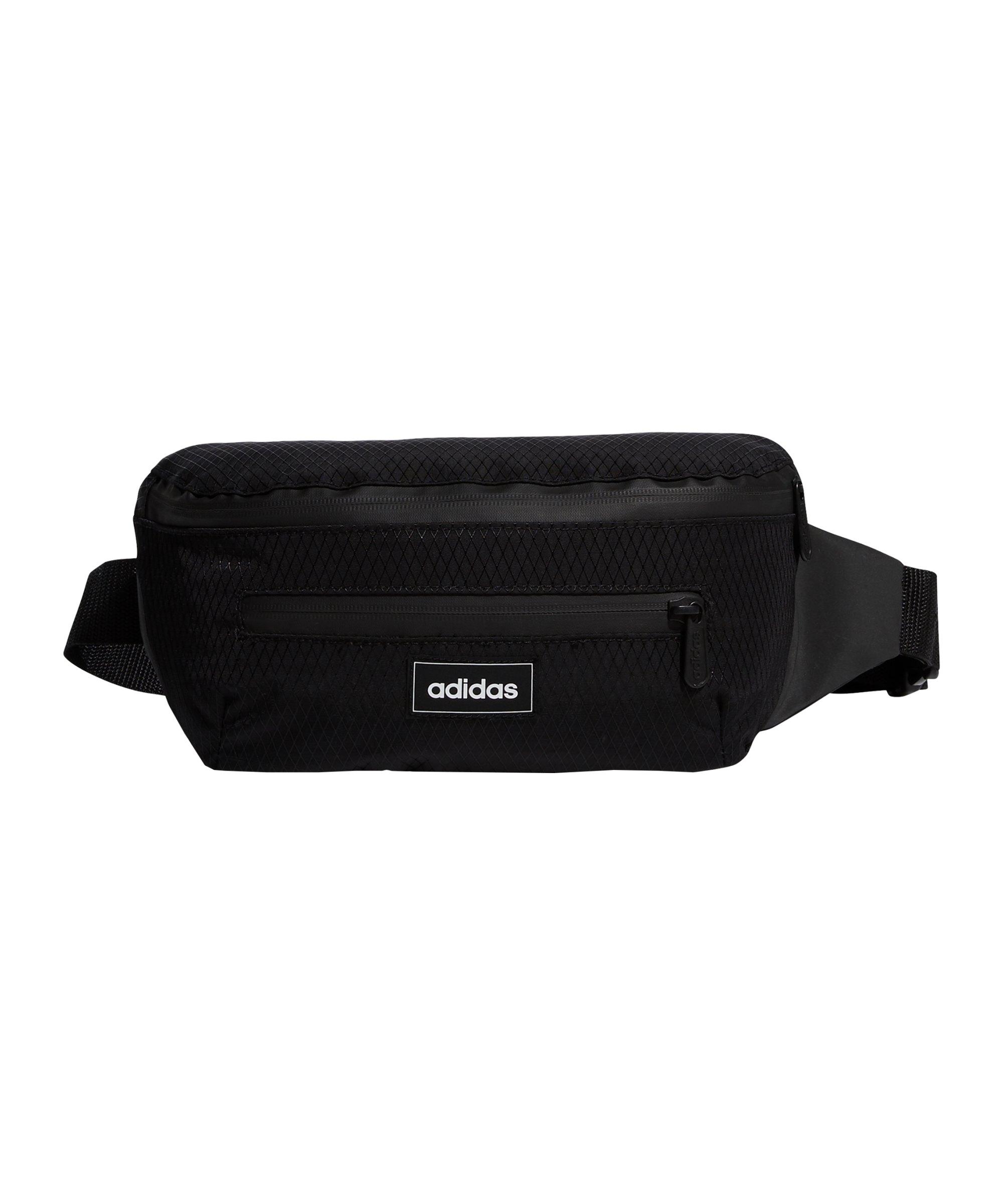 adidas Urban Hüfttasche Schwarz - schwarz