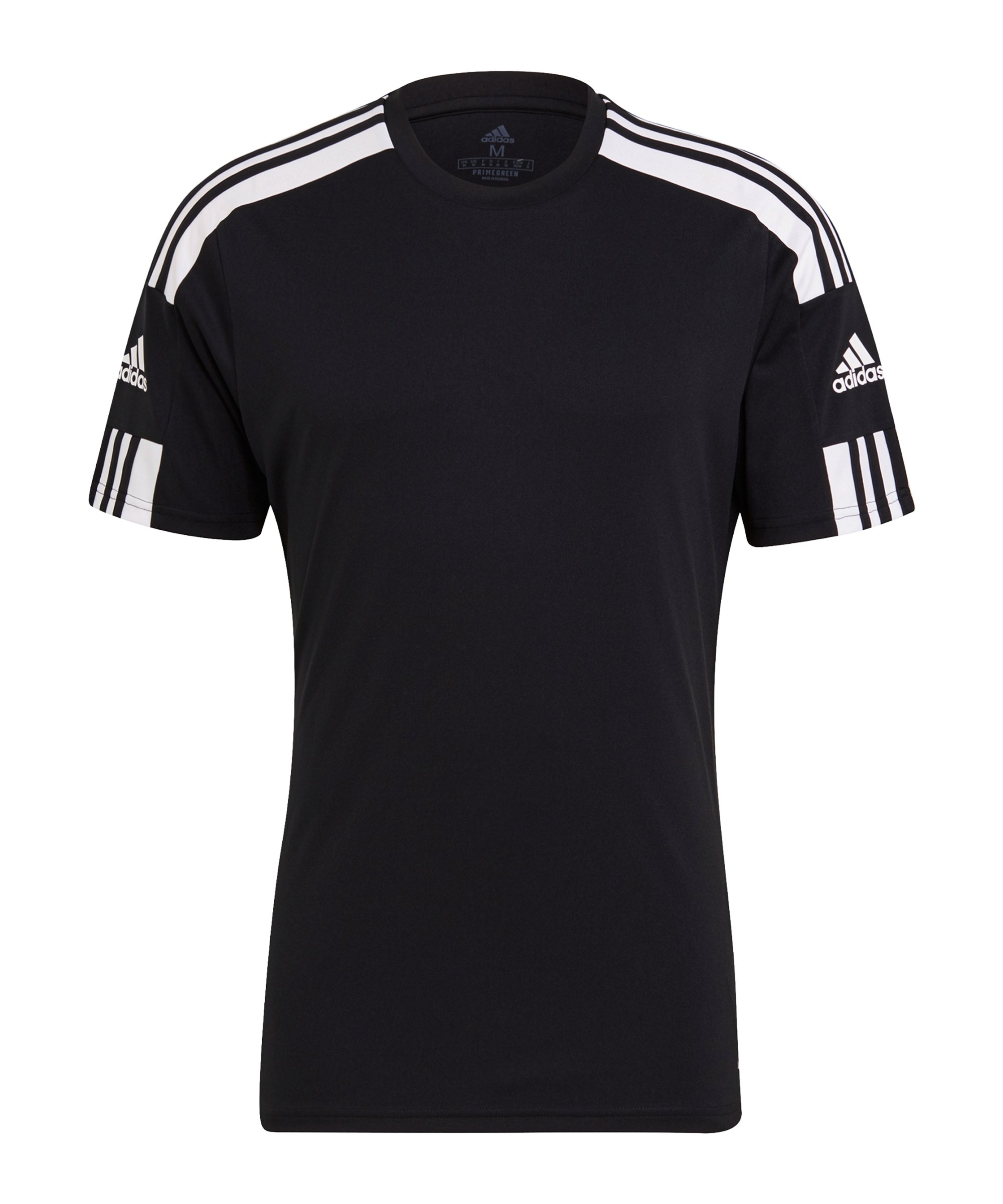 adidas Squadra 21 Trikot Schwarz Weiss - schwarz