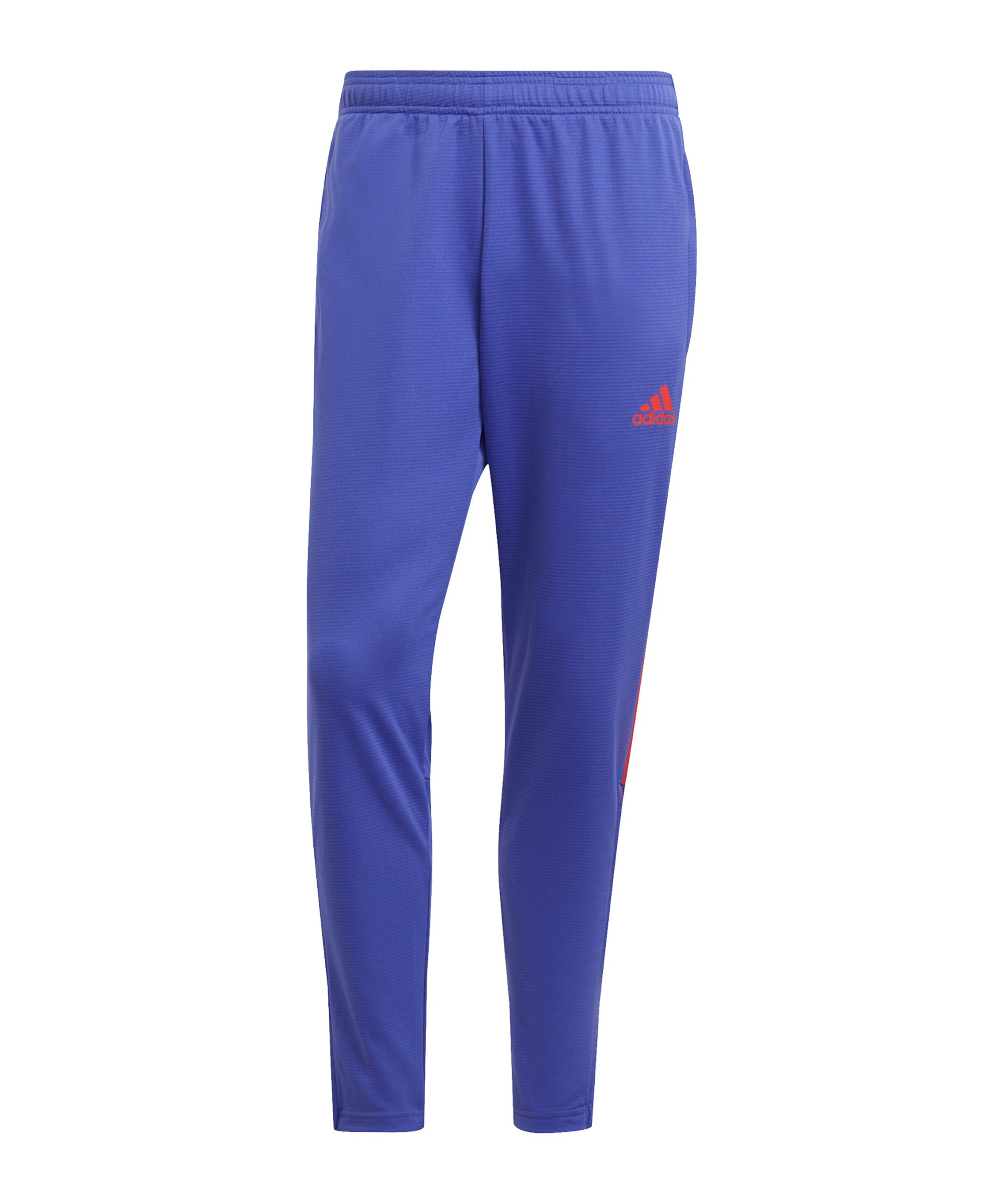 adidas Tiro Primeblue Trainingshose Blau - blau