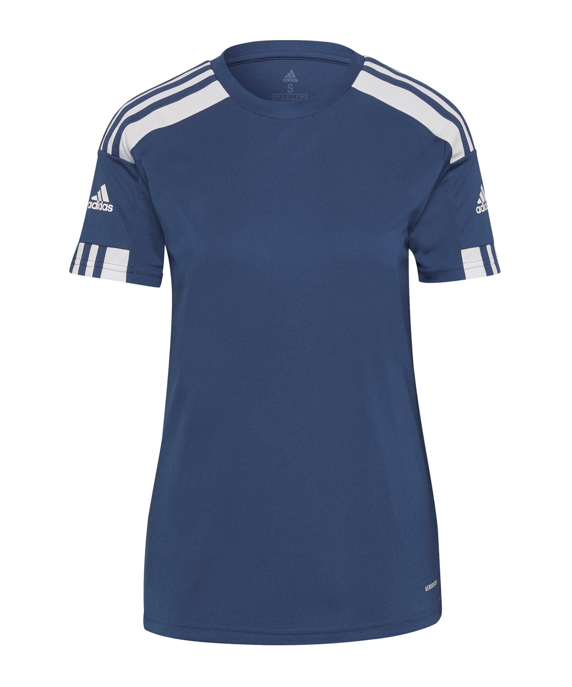 adidas Squadra 21 Trikot Damen Blau - blau
