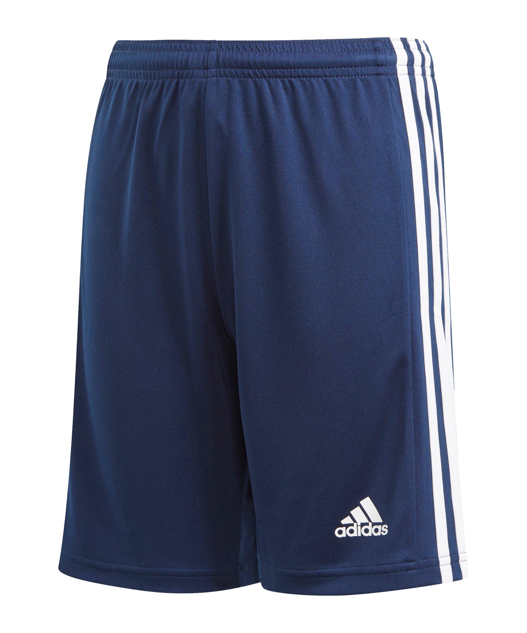 adidas Squadra 21 Short Kids Blau - rot