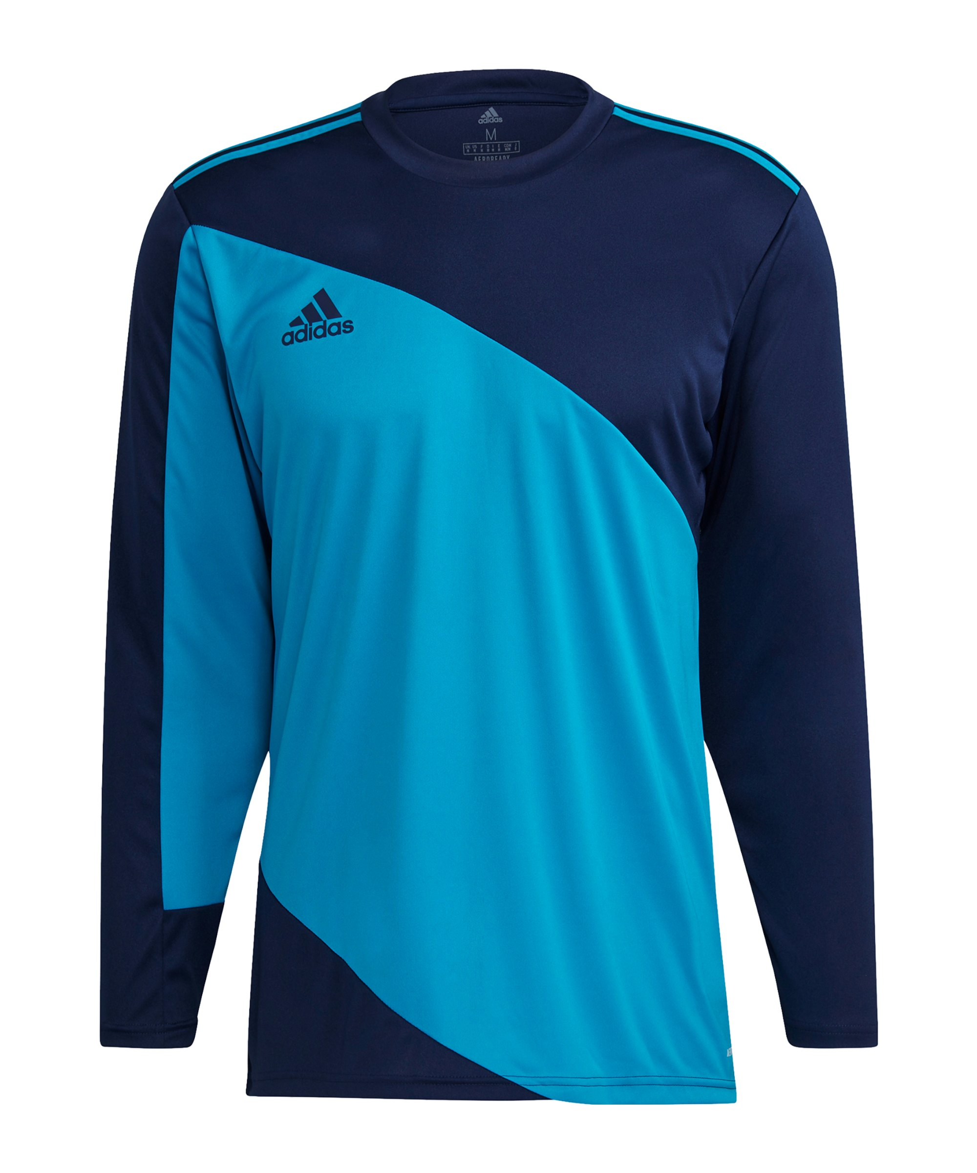 adidas Squadra 21 Torwarttrikot Blau - blau