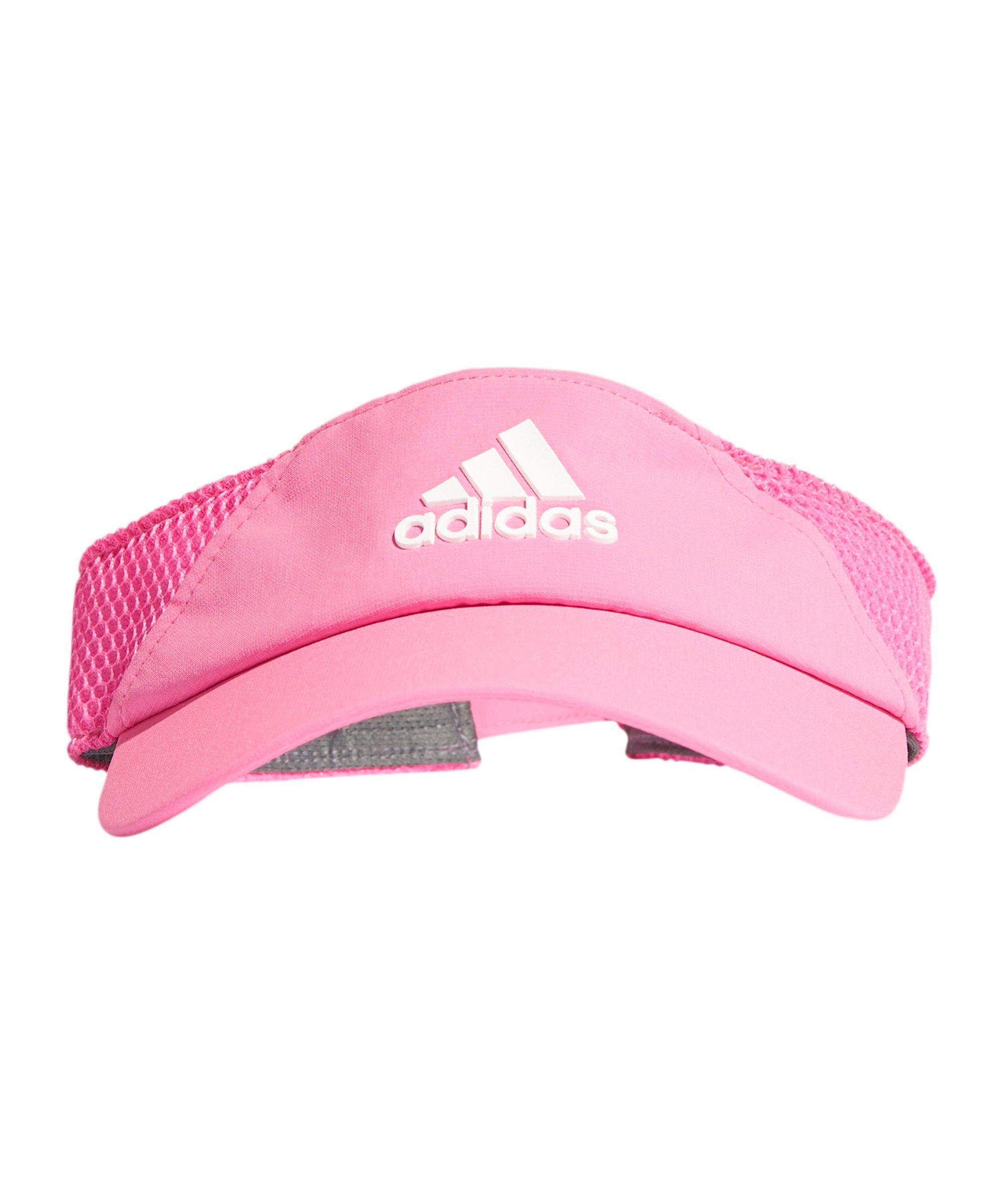 adidas Aeroready Tennis Visor Cap Pink Weiss - pink