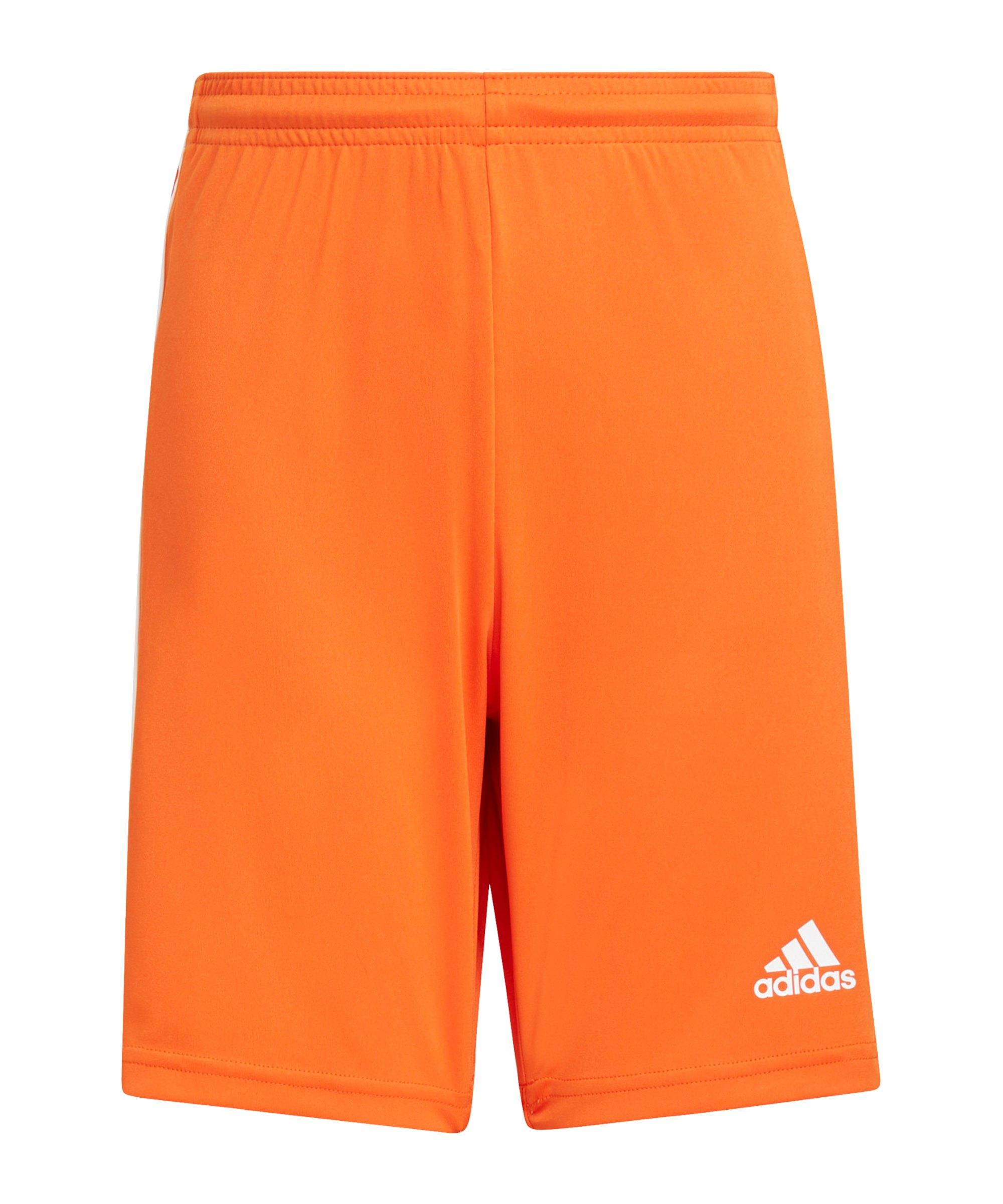 adidas Sqaud 21 Short Kids Orange - orange