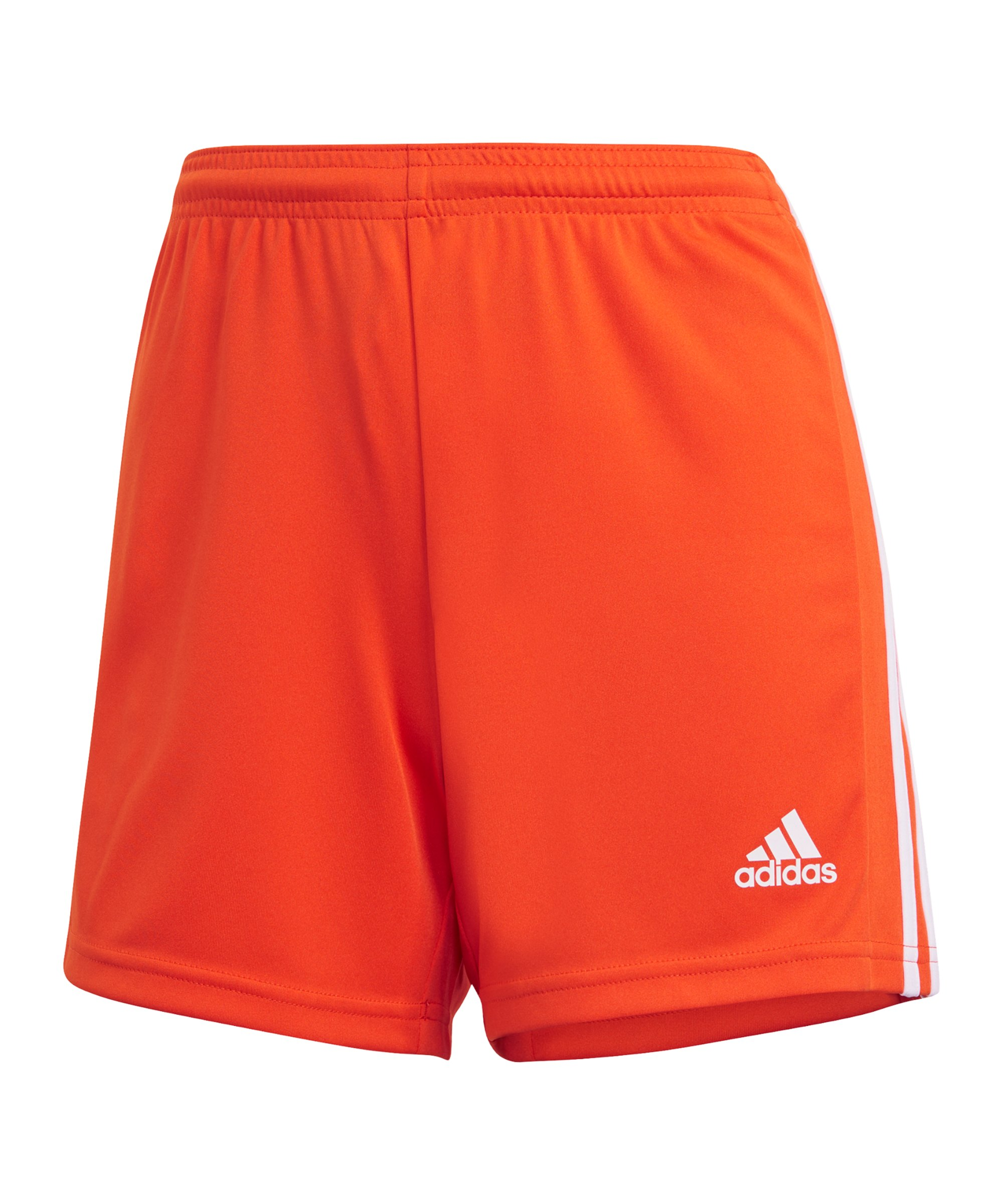 adidas Squadra 21 Short Damen Orange Weiss - orange