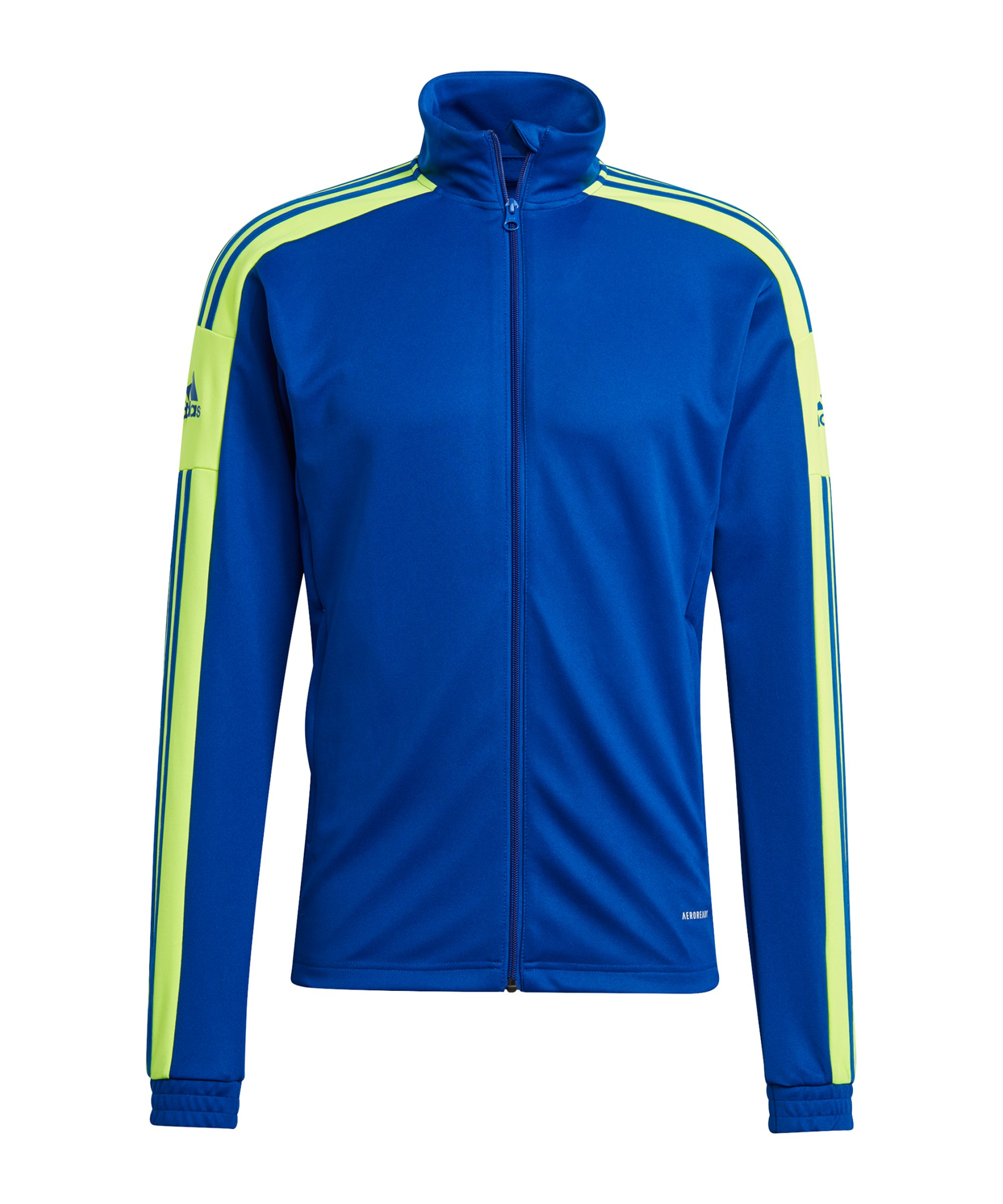 adidas Squadra 21 Trainingsjacke Blau - blau