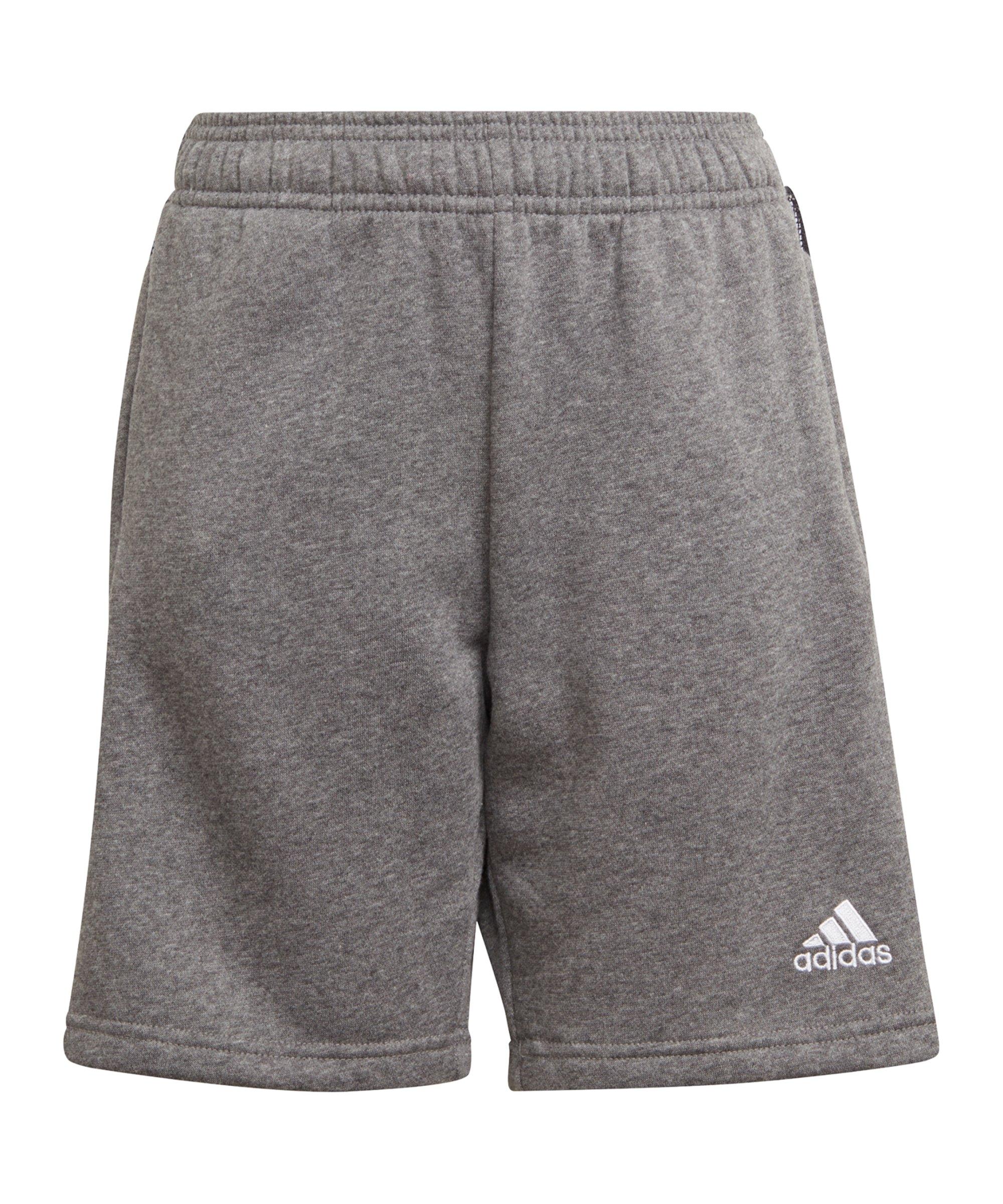 adidas Tiro 21 Sweat Short Kids Grau - grau