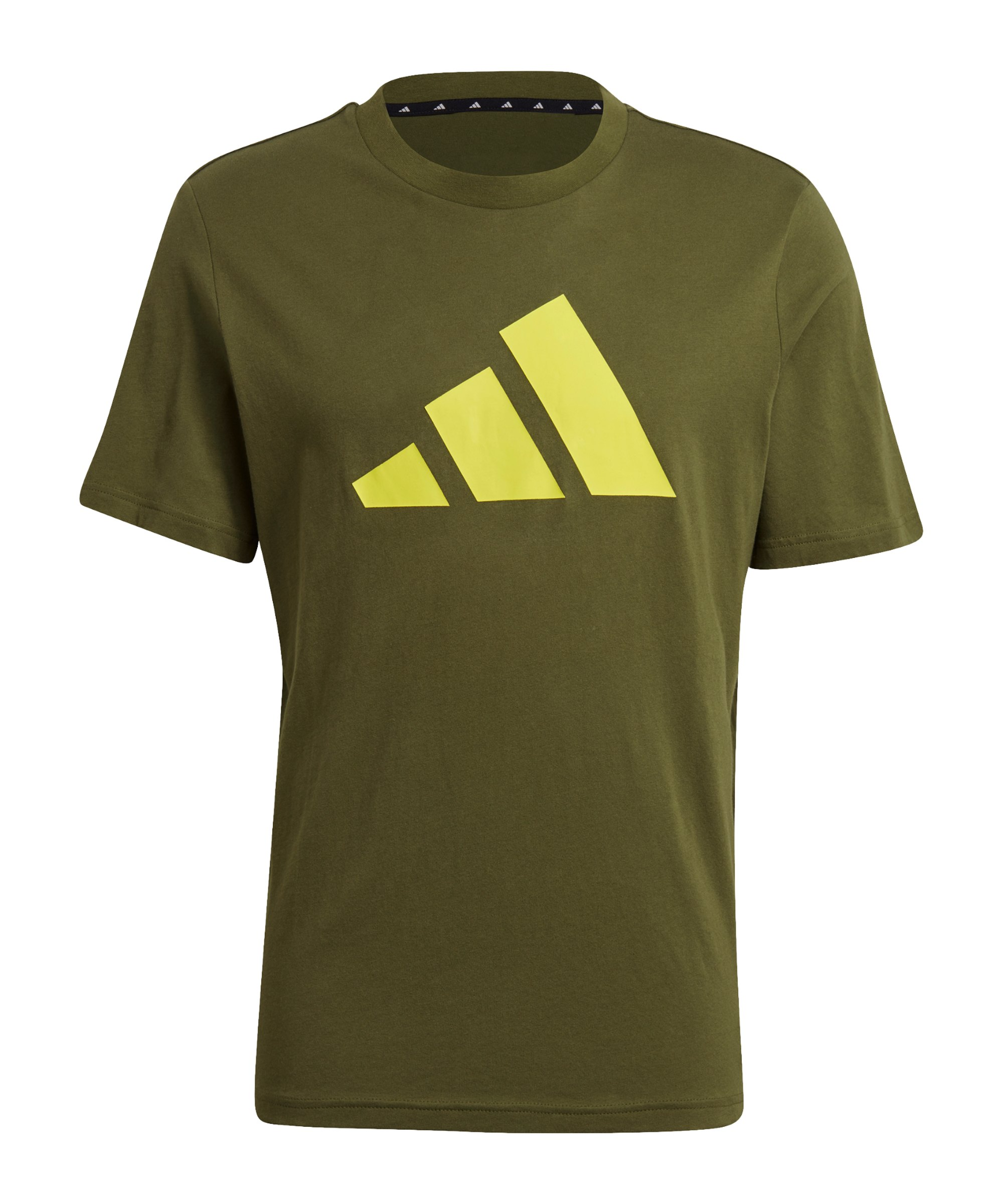 adidas BOS T-Shirt Grün - gruen