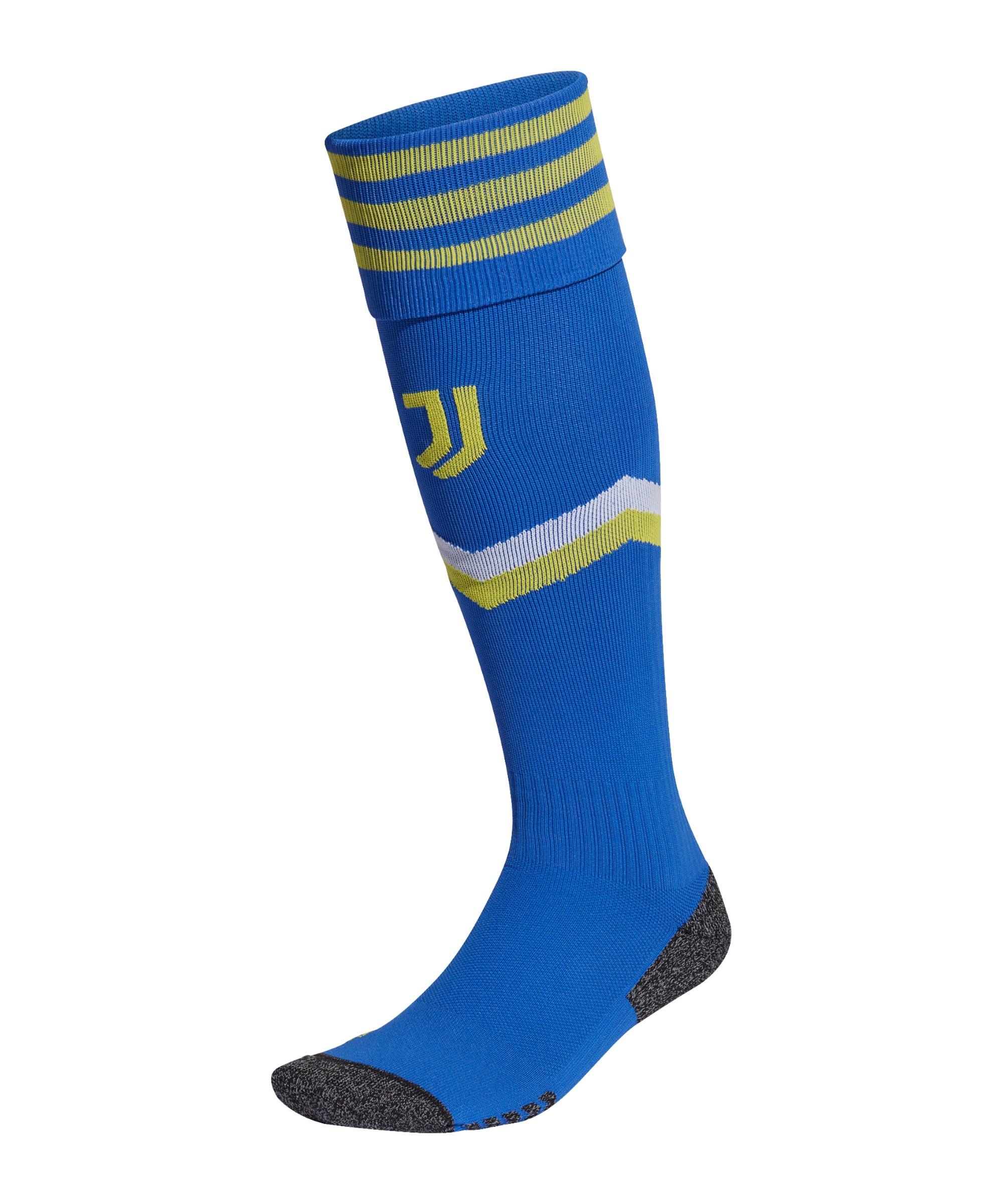 adidas Juventus Turin Stutzen UCL 2021/2022 Blau - blau