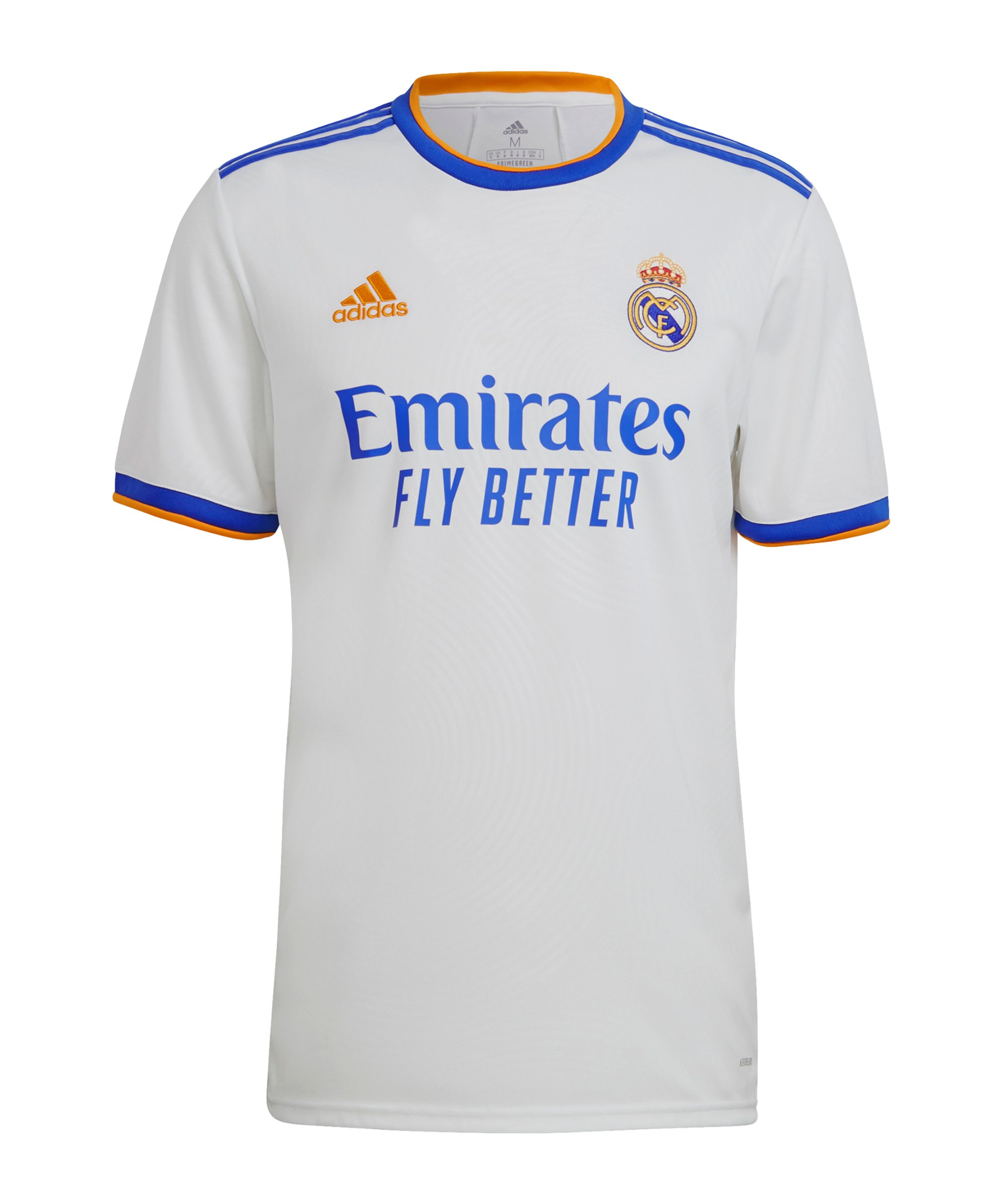 adidas Real Madrid Trikot Home 2021/2022 Weiss - weiss