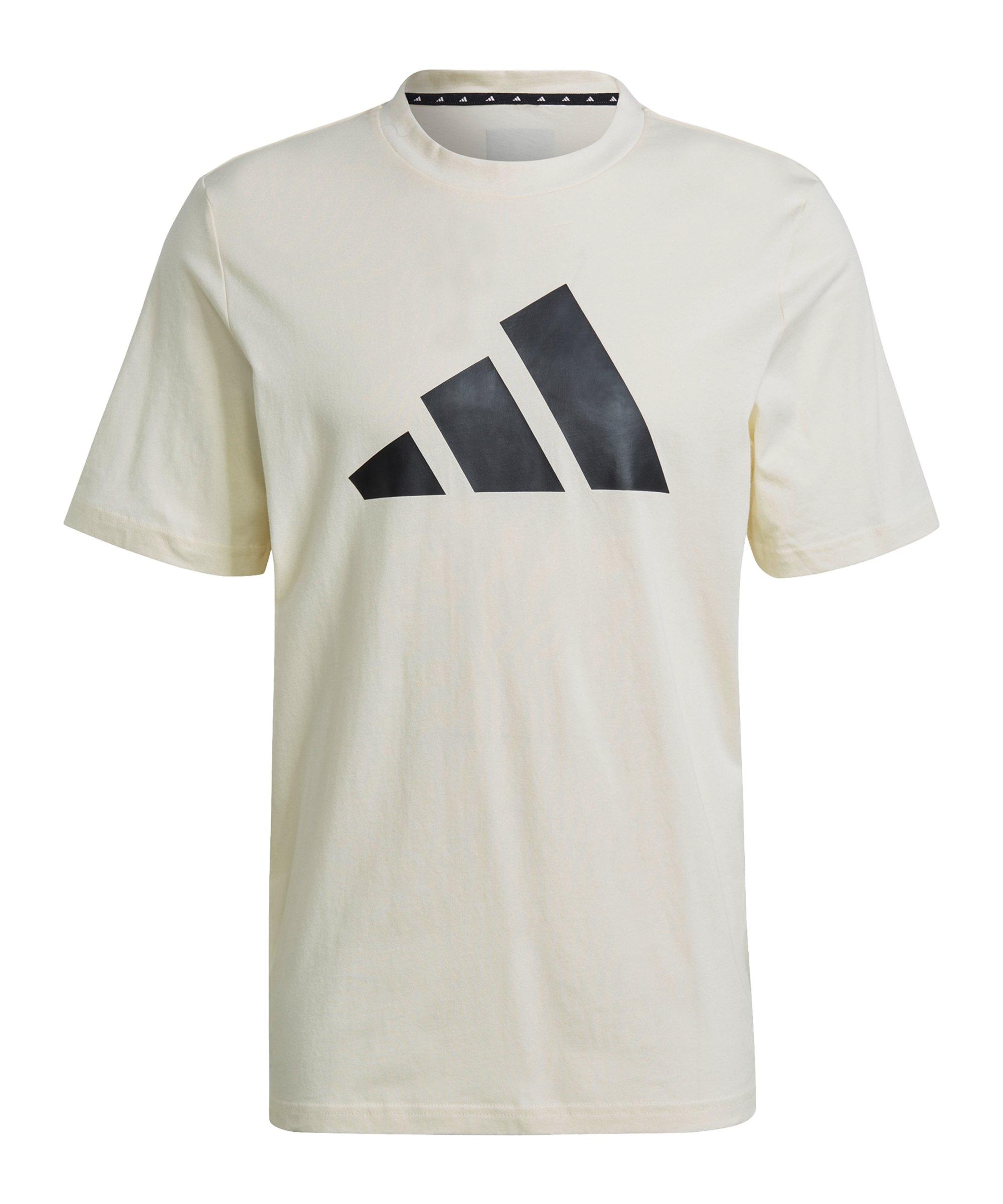 adidas BOS T-Shirt Weiss - weiss