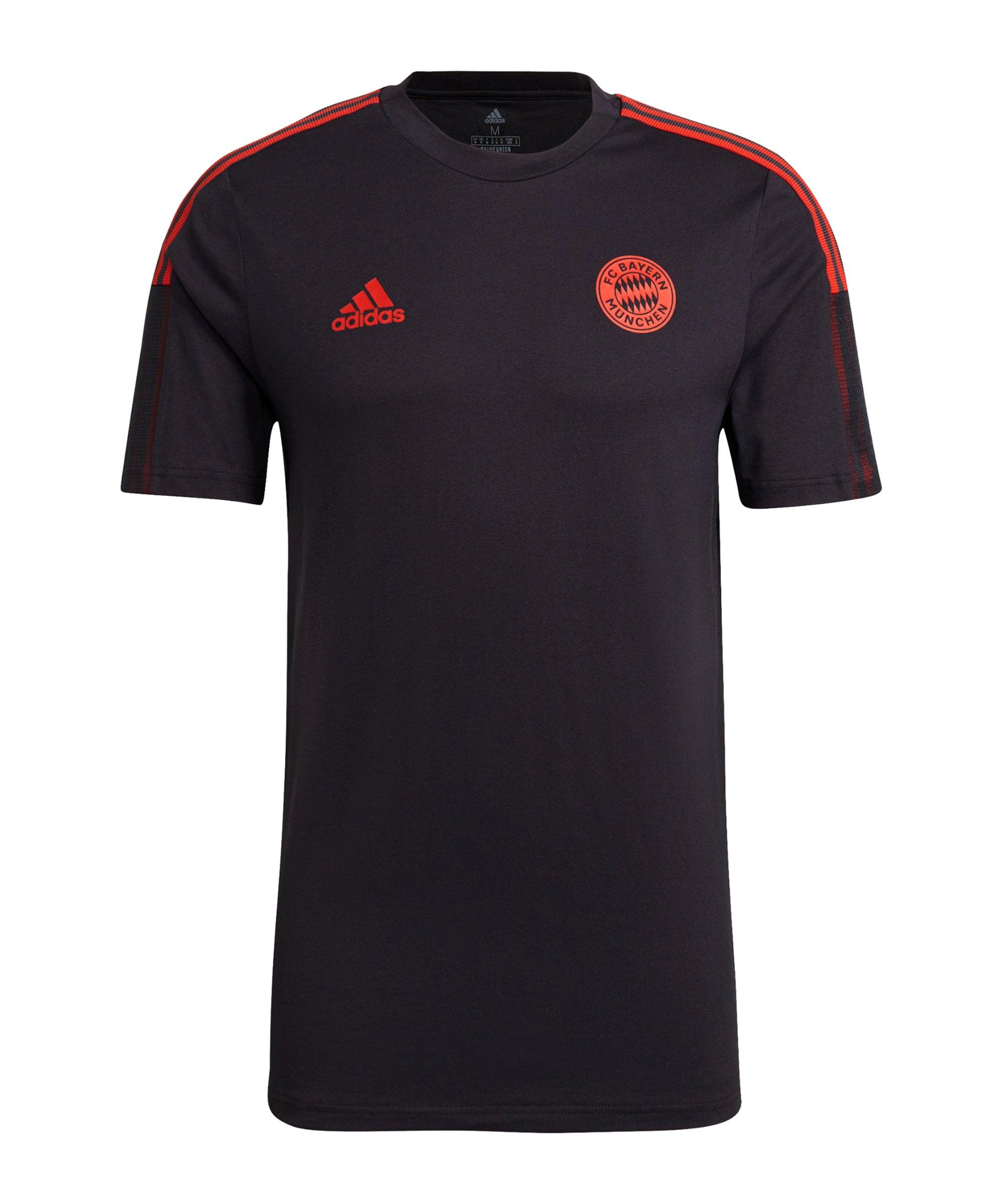 adidas FC Bayern München Trainingsshirt Grau - grau