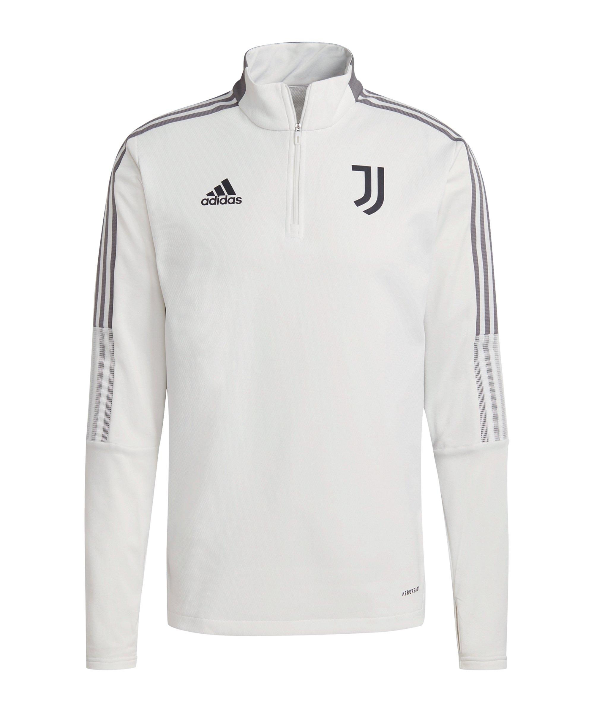 adidas Juventus Turin Warmtop Weiss - weiss