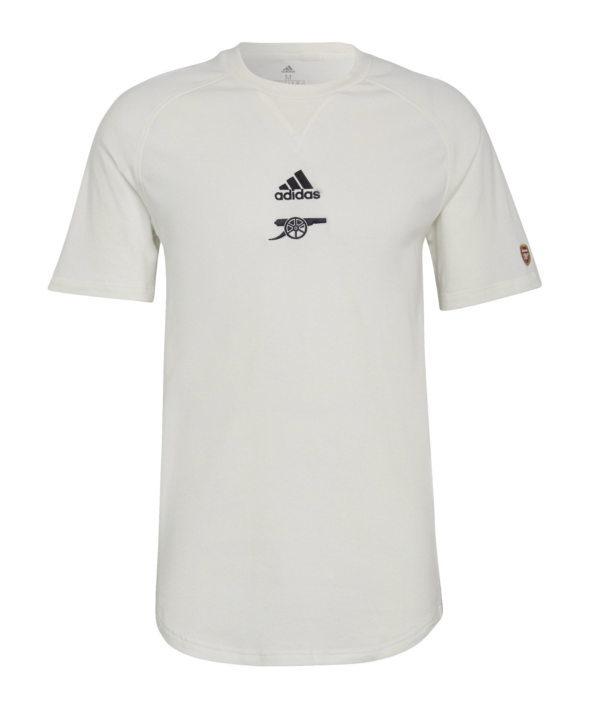 adidas FC Arsenal London T-Shirt Weiss - weiss