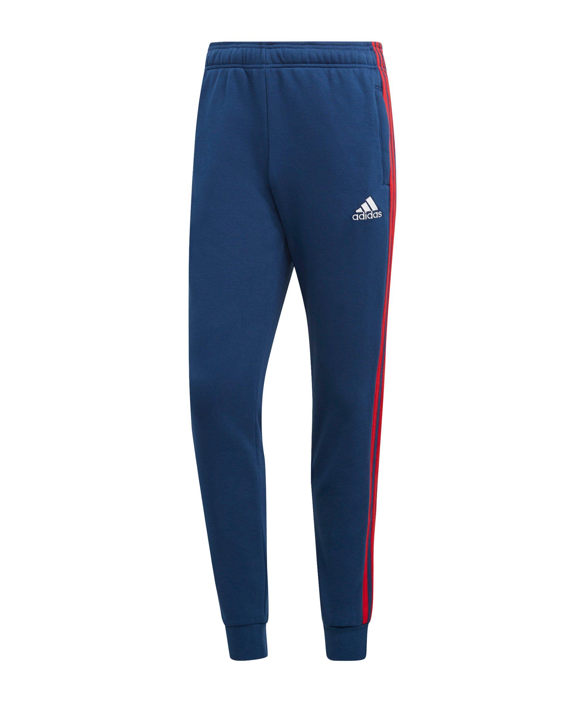 adidas FC Arsenal London 3S Jogginghose Blau - blau