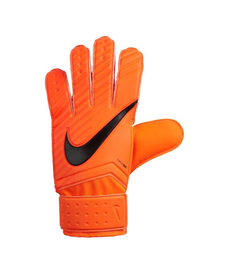 Nike Match Torwarthandschuh Orange F803 - orange