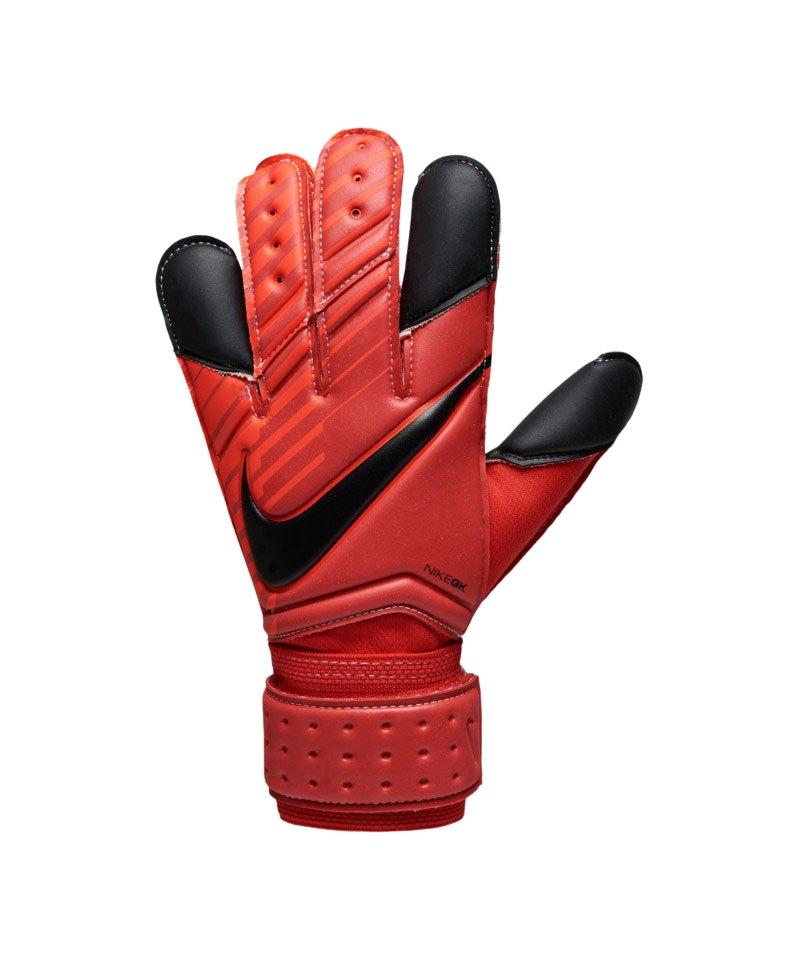 Nike GK Vapor Grip 3 Torwarthandschuh Rot F657 - rot