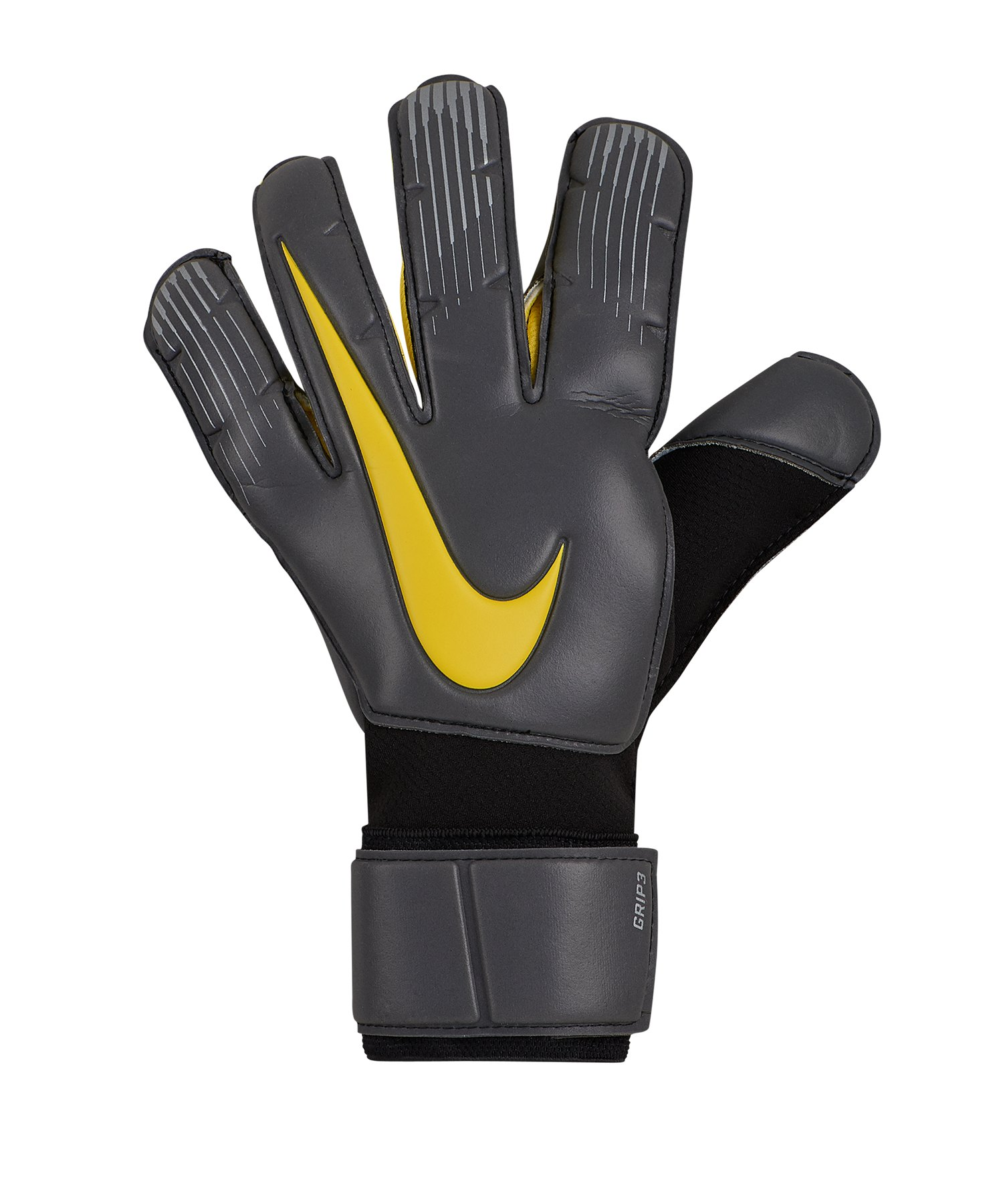Nike Grip 3 Torwarthandschuhe Grau F060 - grau