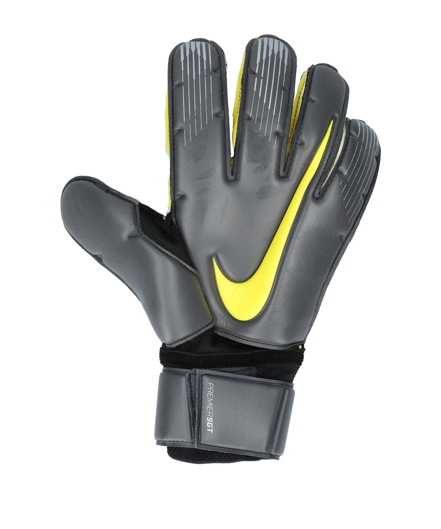 Nike Premier SGT Torwarthandschuh Grau F060 - grau