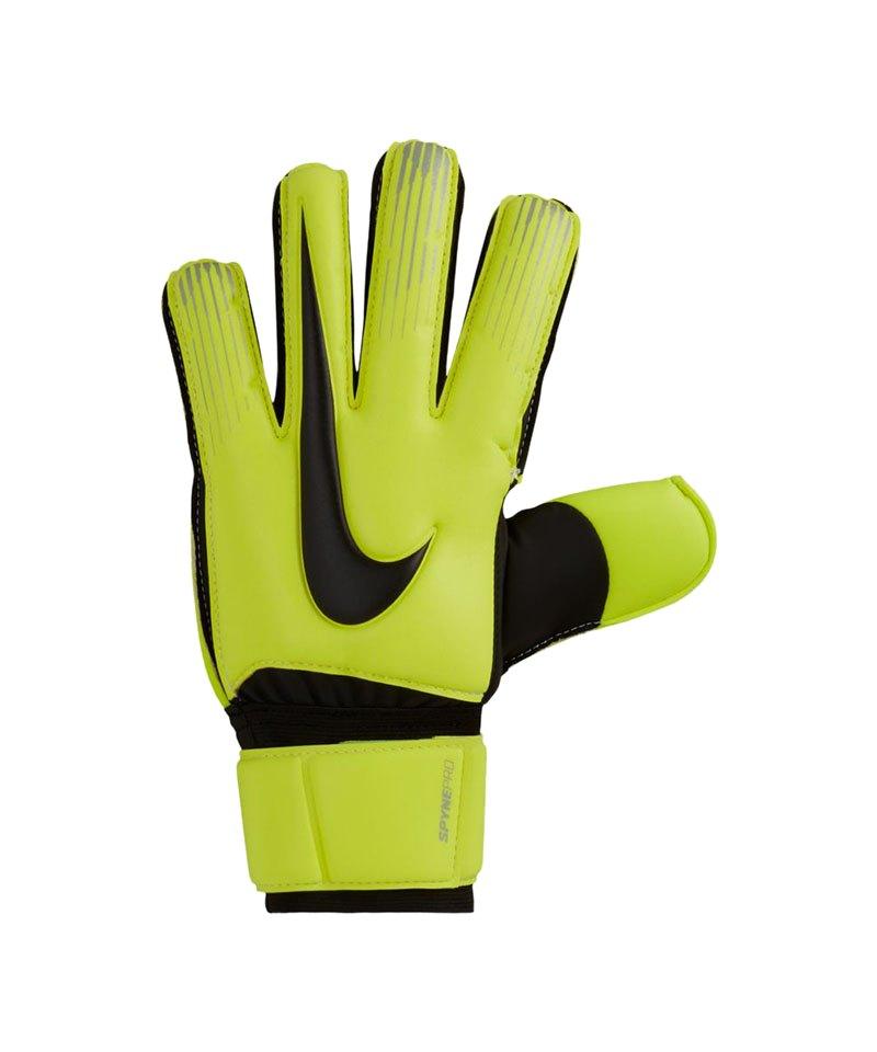 Nike Spyne Pro Torwarthandschuh Gelb F702 - gelb