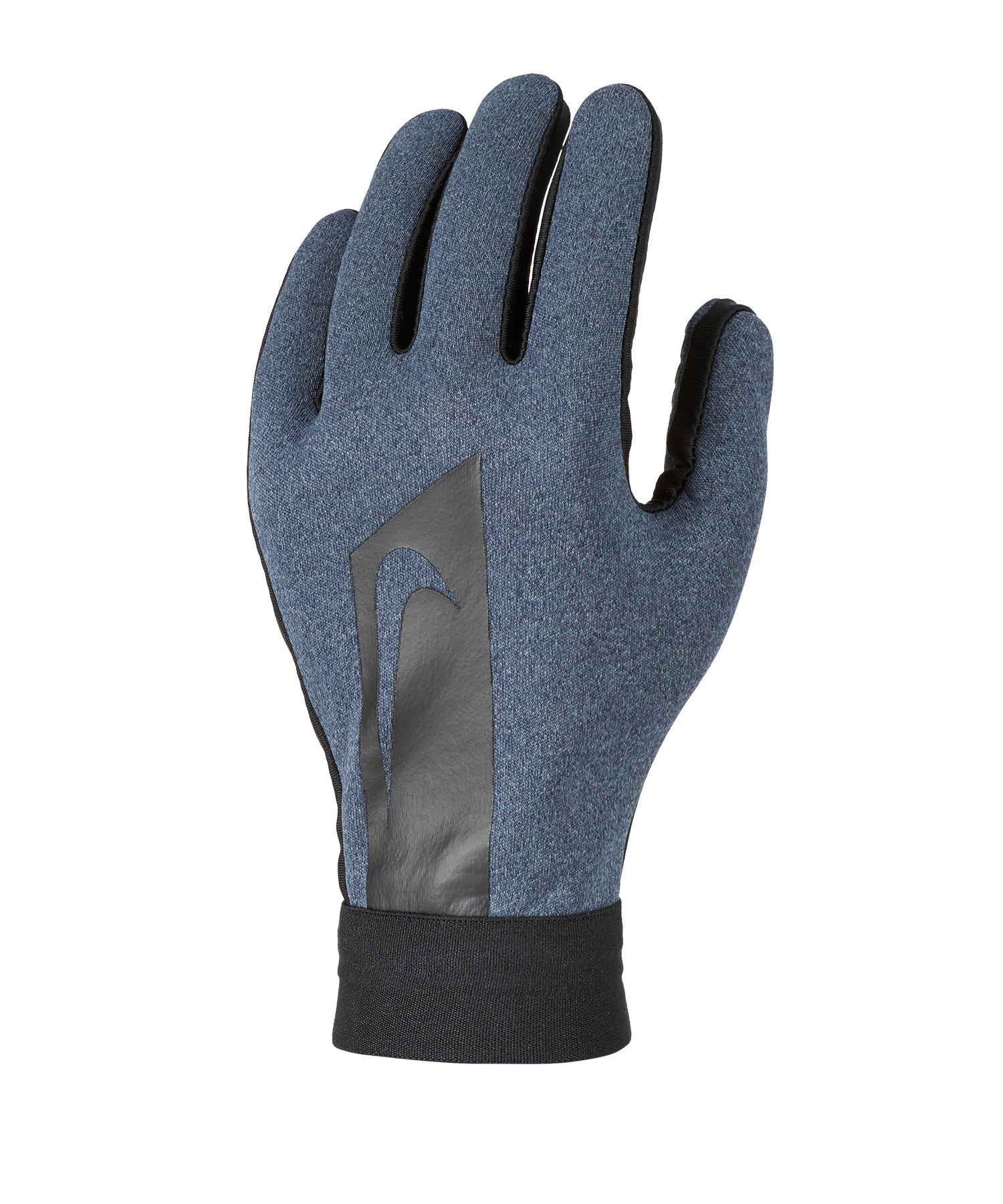 Nike Academy Hyperwarm Handschuhe Kids Blau F473 - blau