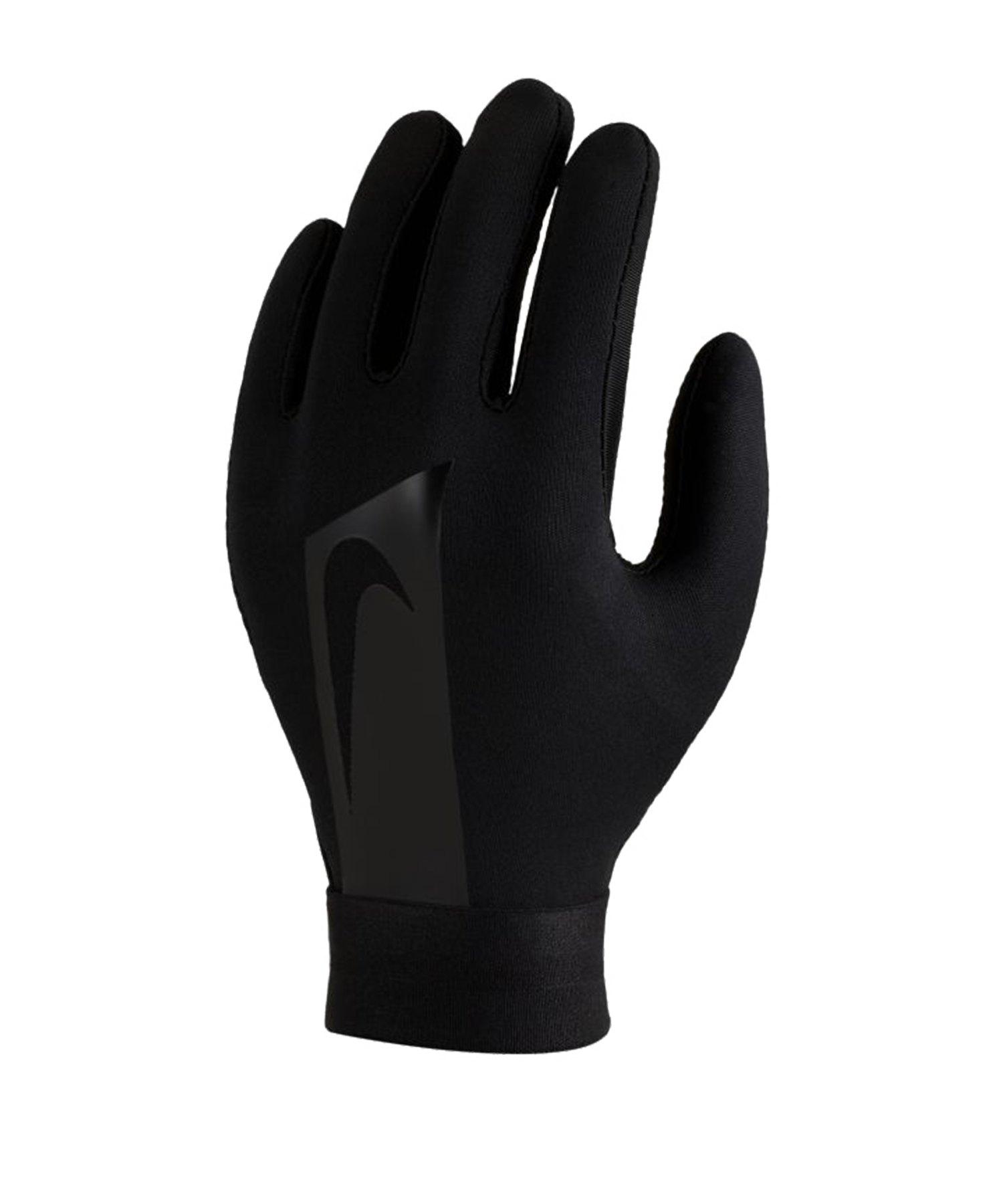 Nike Academy Hyperwarm Handschuhe Kids F011 - schwarz