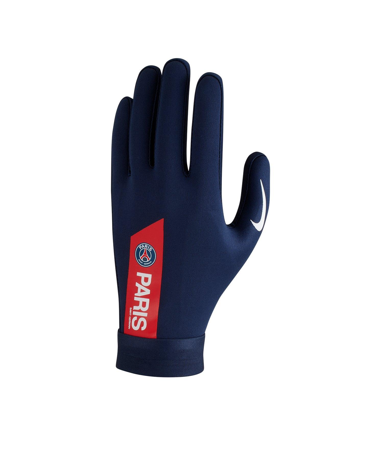Nike Paris St. Germain Academy HW Handschuh F410 - blau