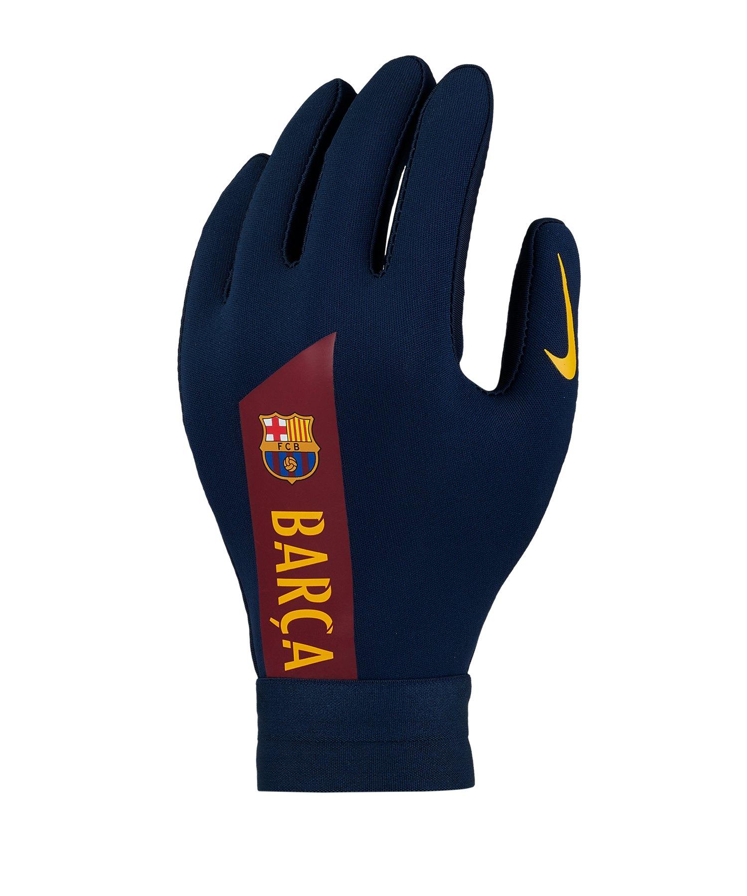 Nike FC Barcelona Feldspielerhandschuhe Kids F451 - blau