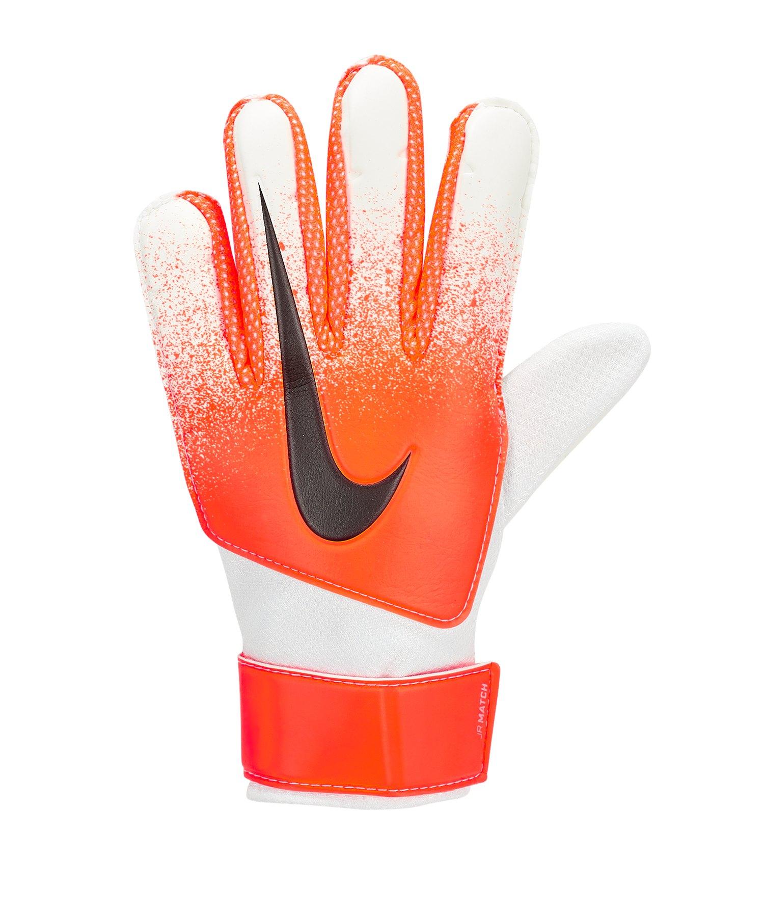 Nike Junior Match Torwarthandschuh Kids F101 - Weiss