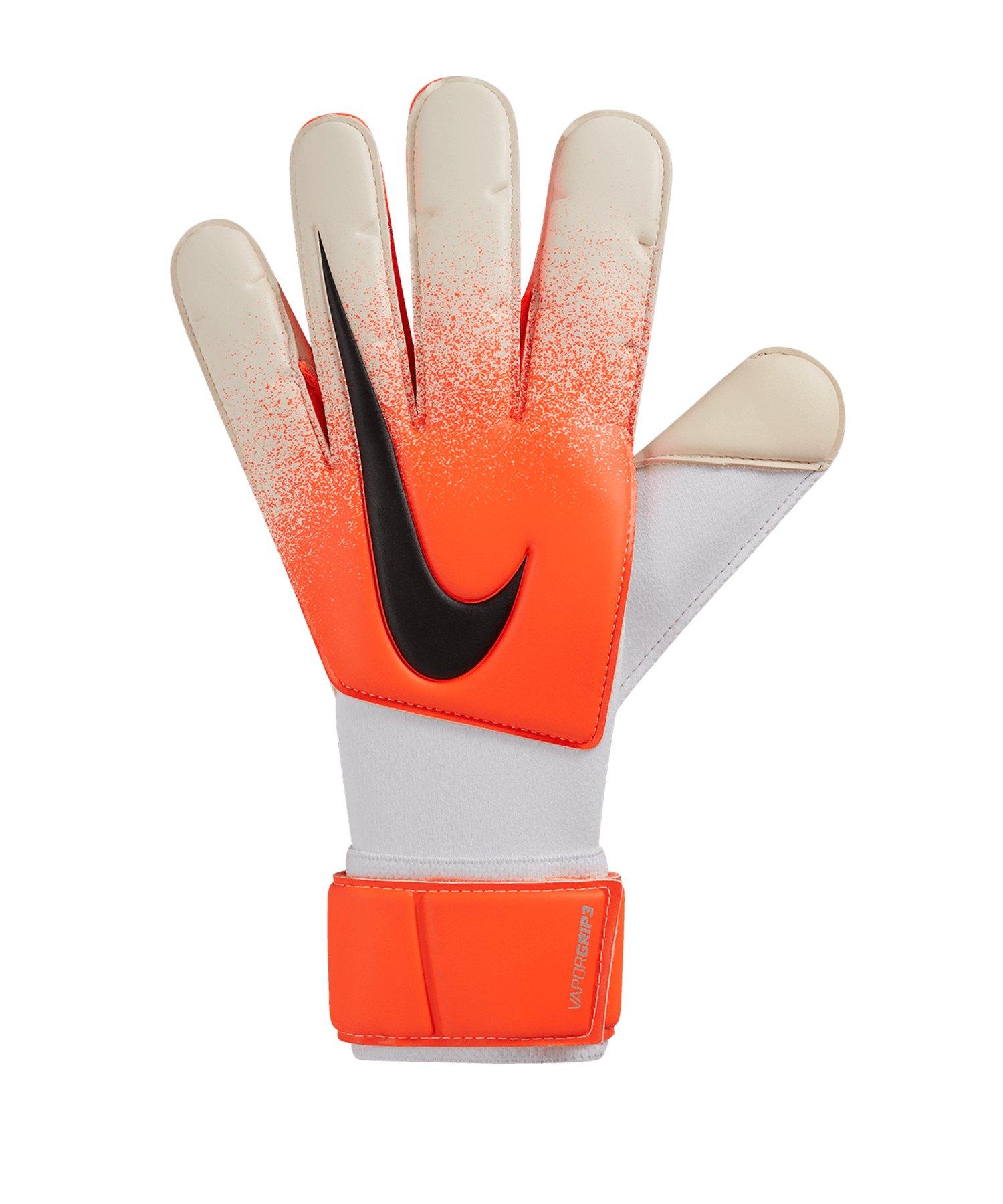 Nike Vapor Grip3 Torwarthandschuh Weiss F100 - Weiss