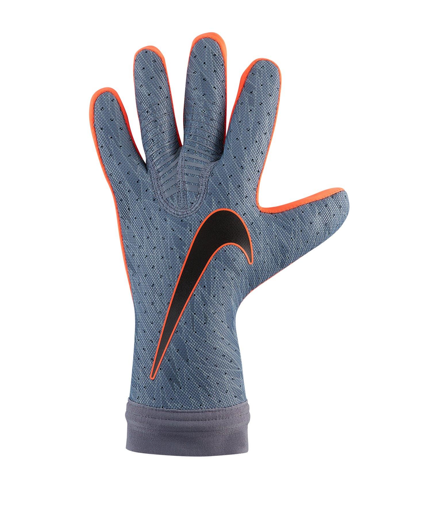 Nike Mercurial Touch Elite Torwarthandschuh F490 - Blau