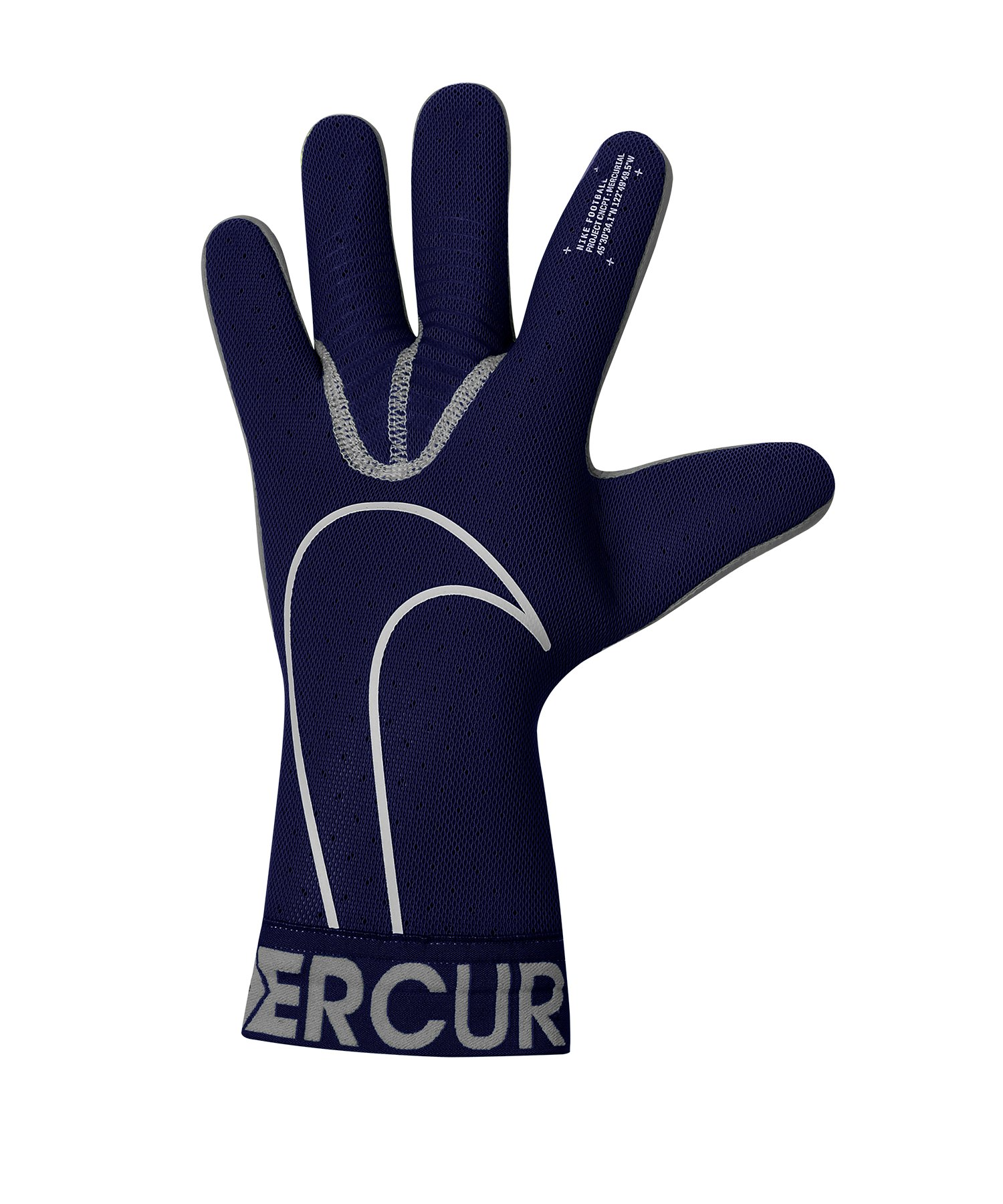 Nike Mercurial Touch Elite TW-Handschuh Blau F492 - blau
