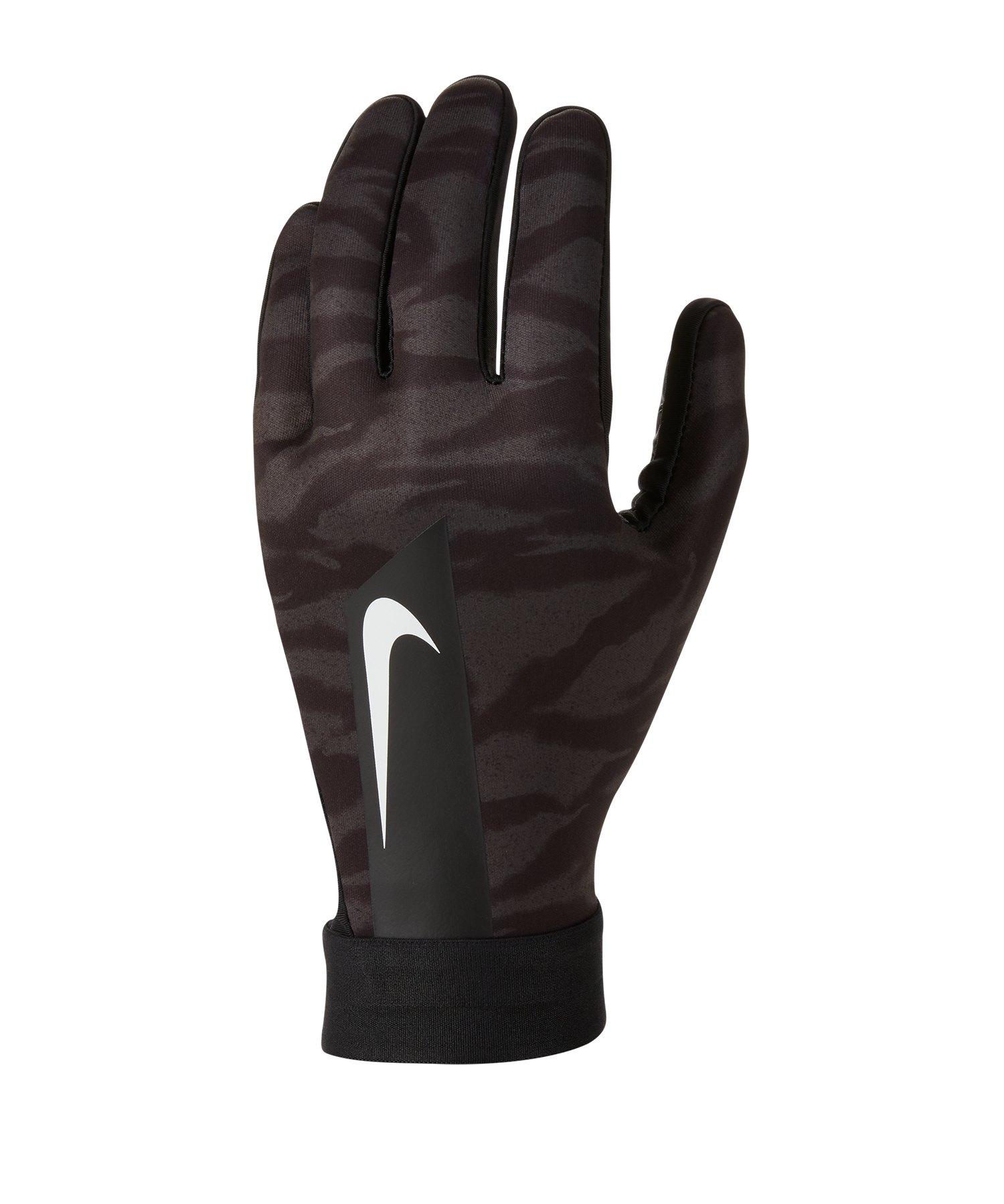 Nike Academy Hyperwarm Handschuhe Schwarz F010 - schwarz
