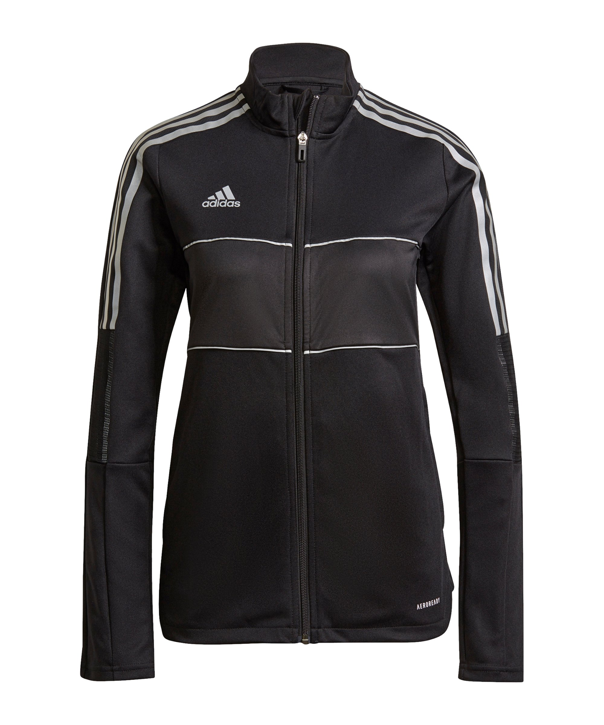 adidas House of Tiro Ref. Jacke Damen Schwarz - schwarz