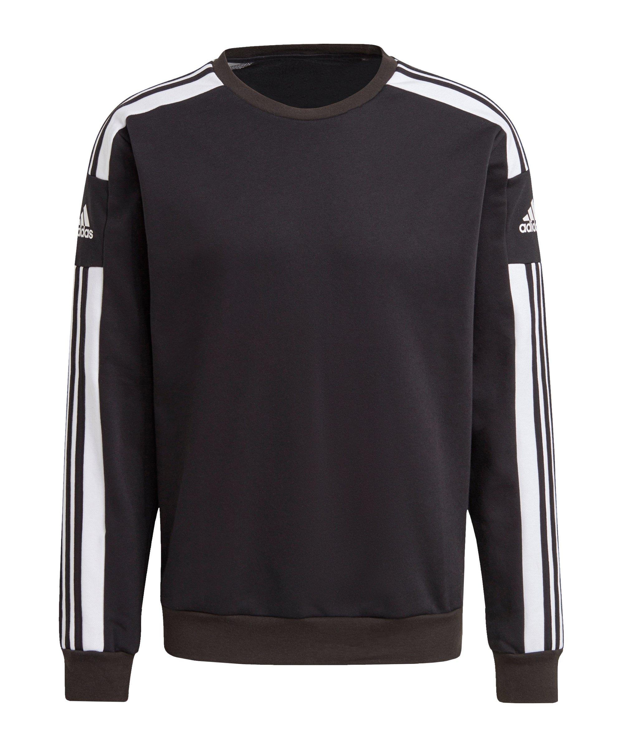 adidas Squadra 21 Sweatshirt Schwarz - schwarz