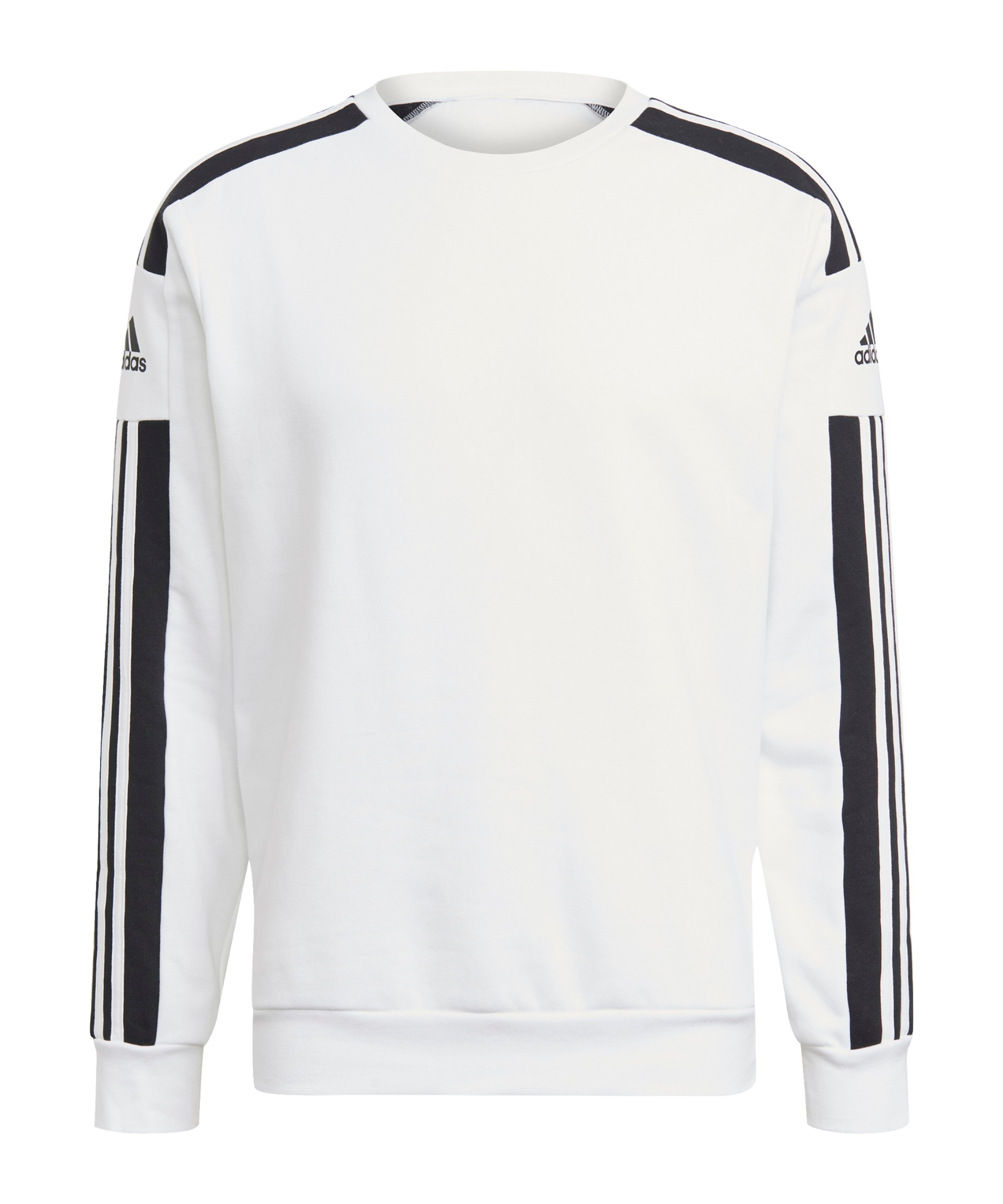 adidas Squadra 21 Sweatshirt Weiss - weiss